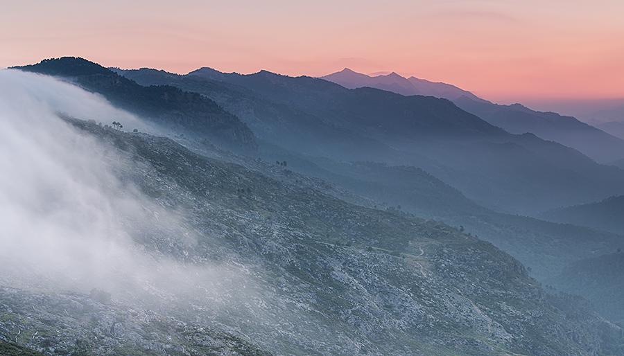 Entre Nubes - Paisaje - Marilar Irastorza, Fotografía