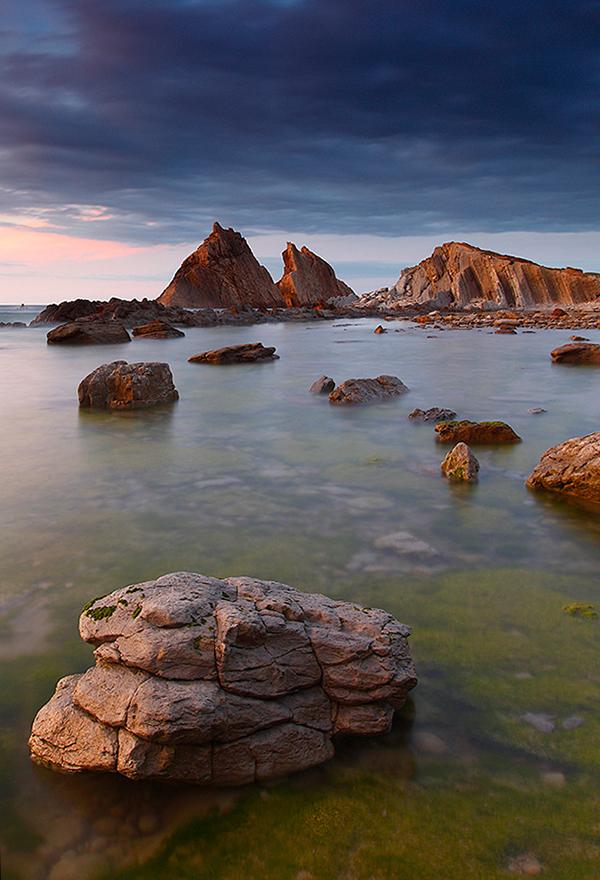 Into the See Green - Marilar Irastorza, Photography