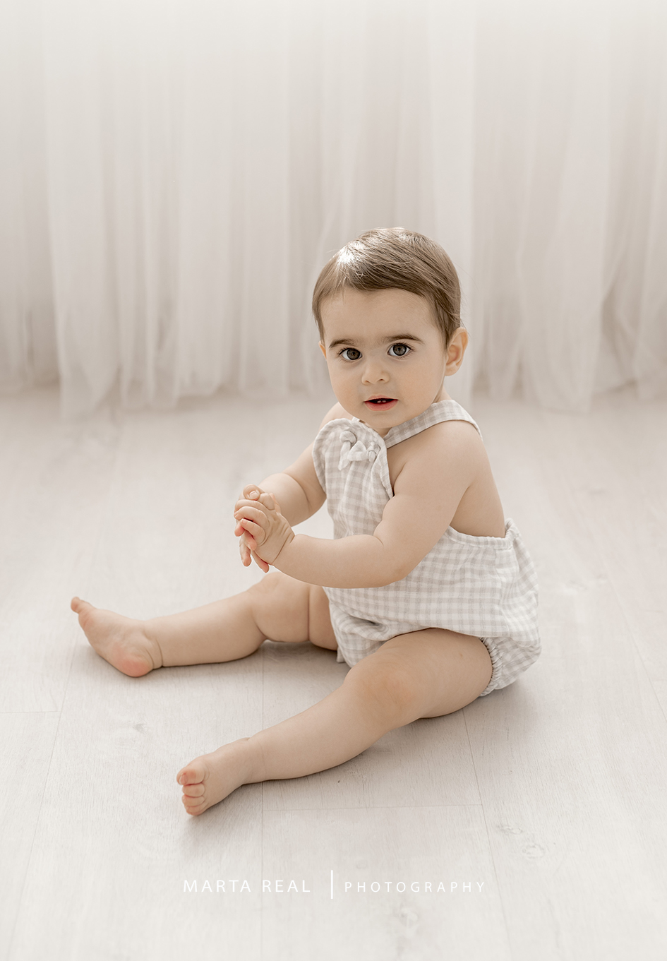 Mini Baby 7-10 months - Marta R Real, Fotografia
