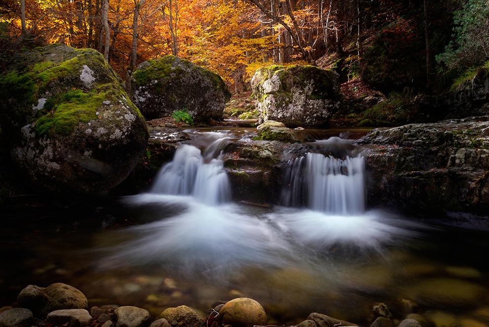 Fluye - Marta Roldán Melgosa fotografías del Pantano