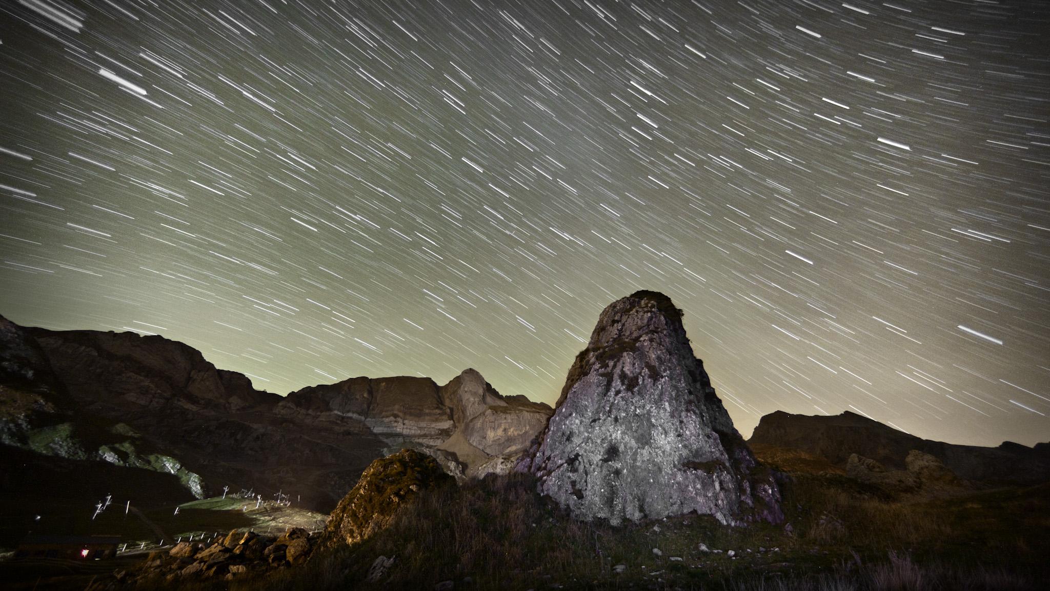 Teleroca - Candanchú - Fotos del Valle del Aragón, Mikel Besga