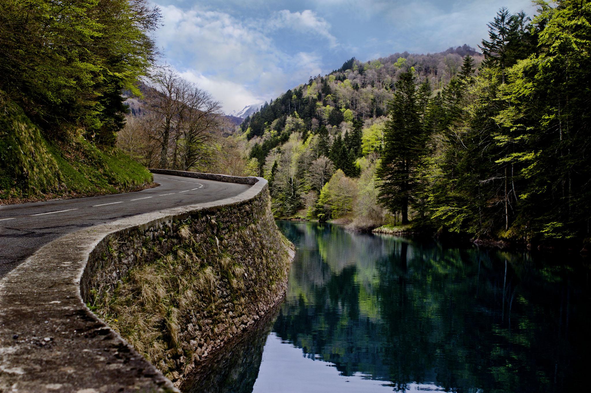 Lac d'Anglus - Vallée d´Aspe - Fotos del Valle del Aragón, Mikel Besga