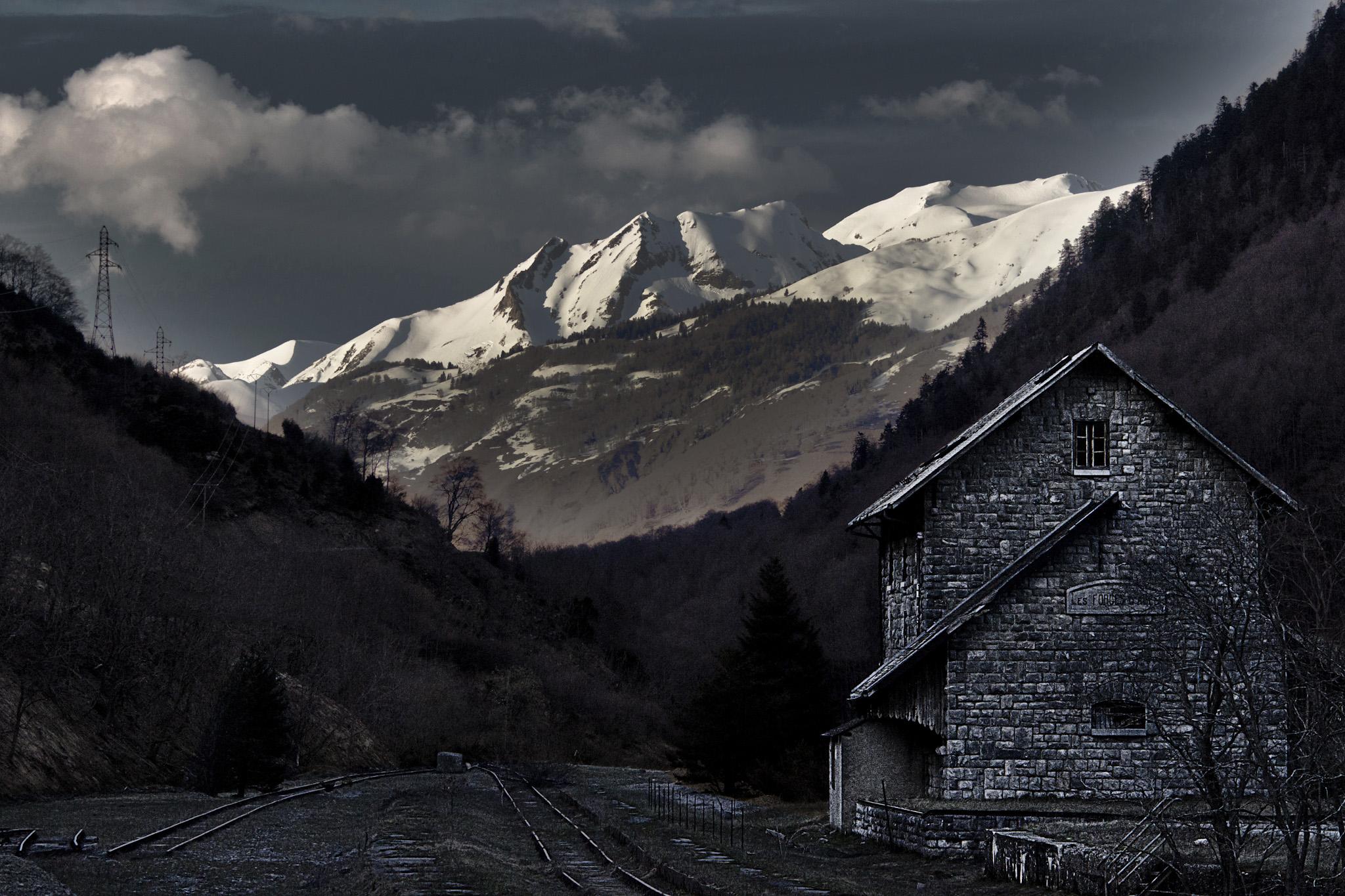 Les forges d'Abel - Vallée d´Aspe - Fotos del Valle del Aragón, Mikel Besga