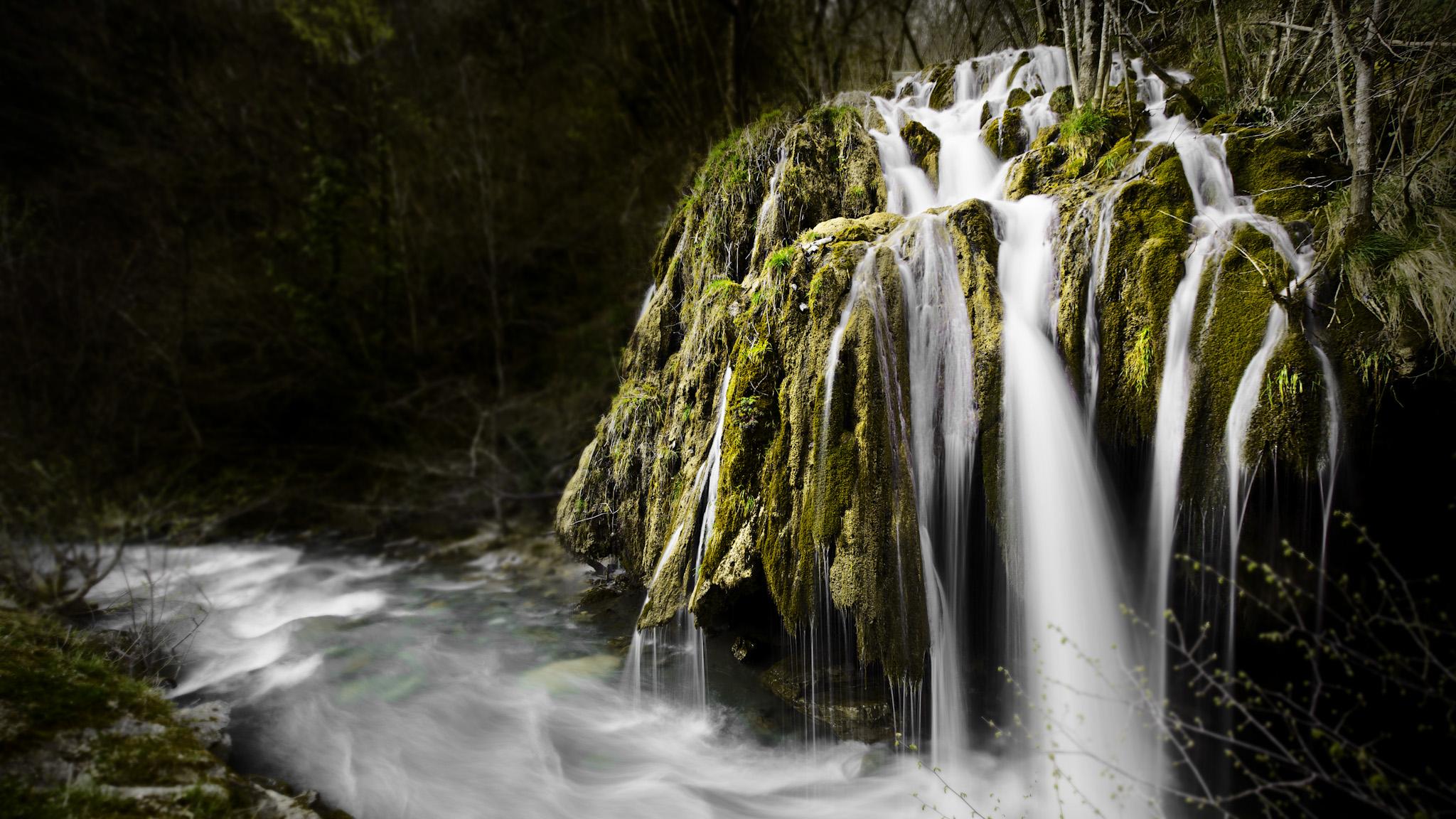 Cascada de Aydius - Vallée d´Aspe - Fotos del Valle del Aragón, Mikel Besga