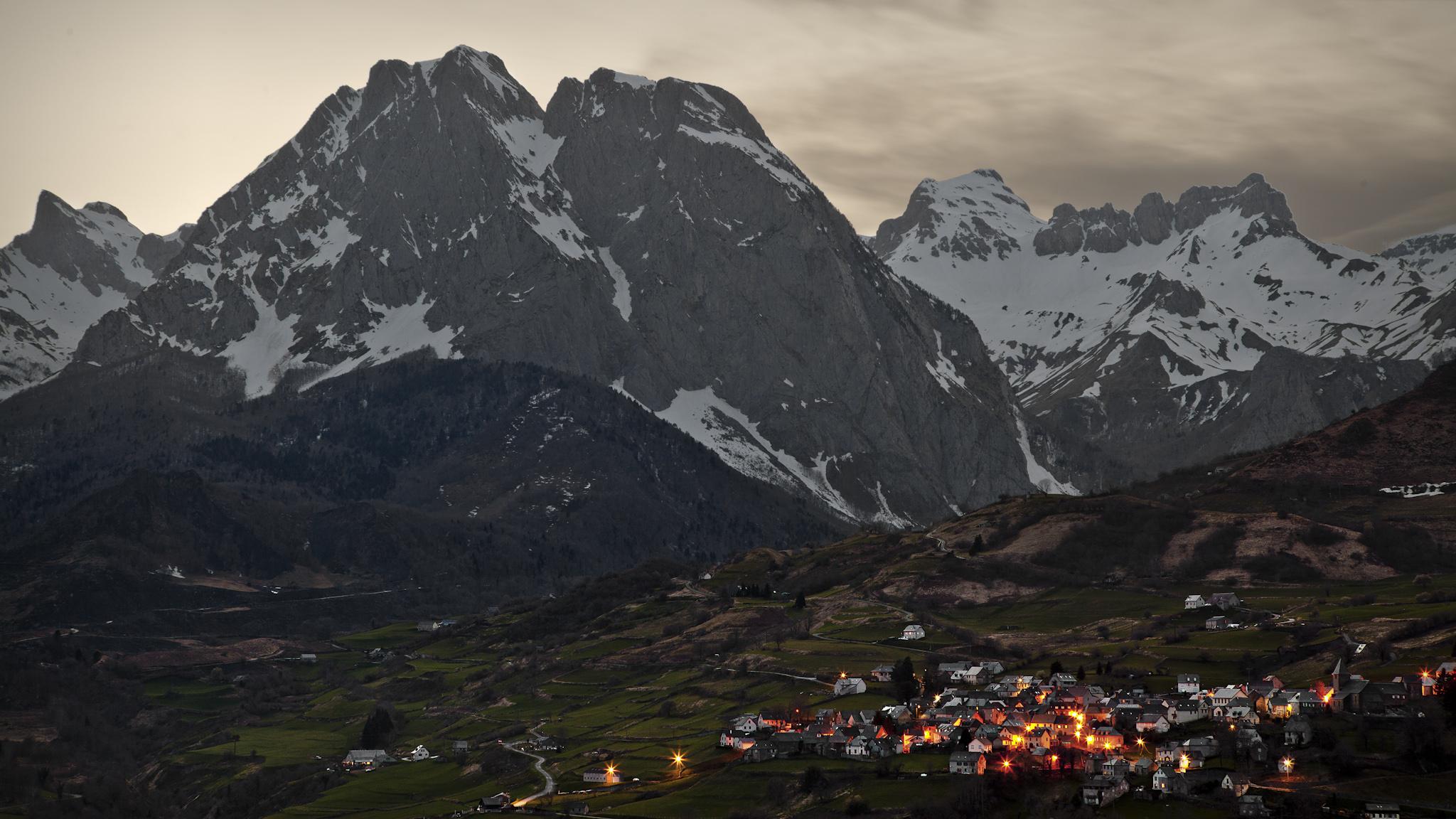Lescun - Vallée d´Aspe - Fotos del Valle del Aragón, Mikel Besga