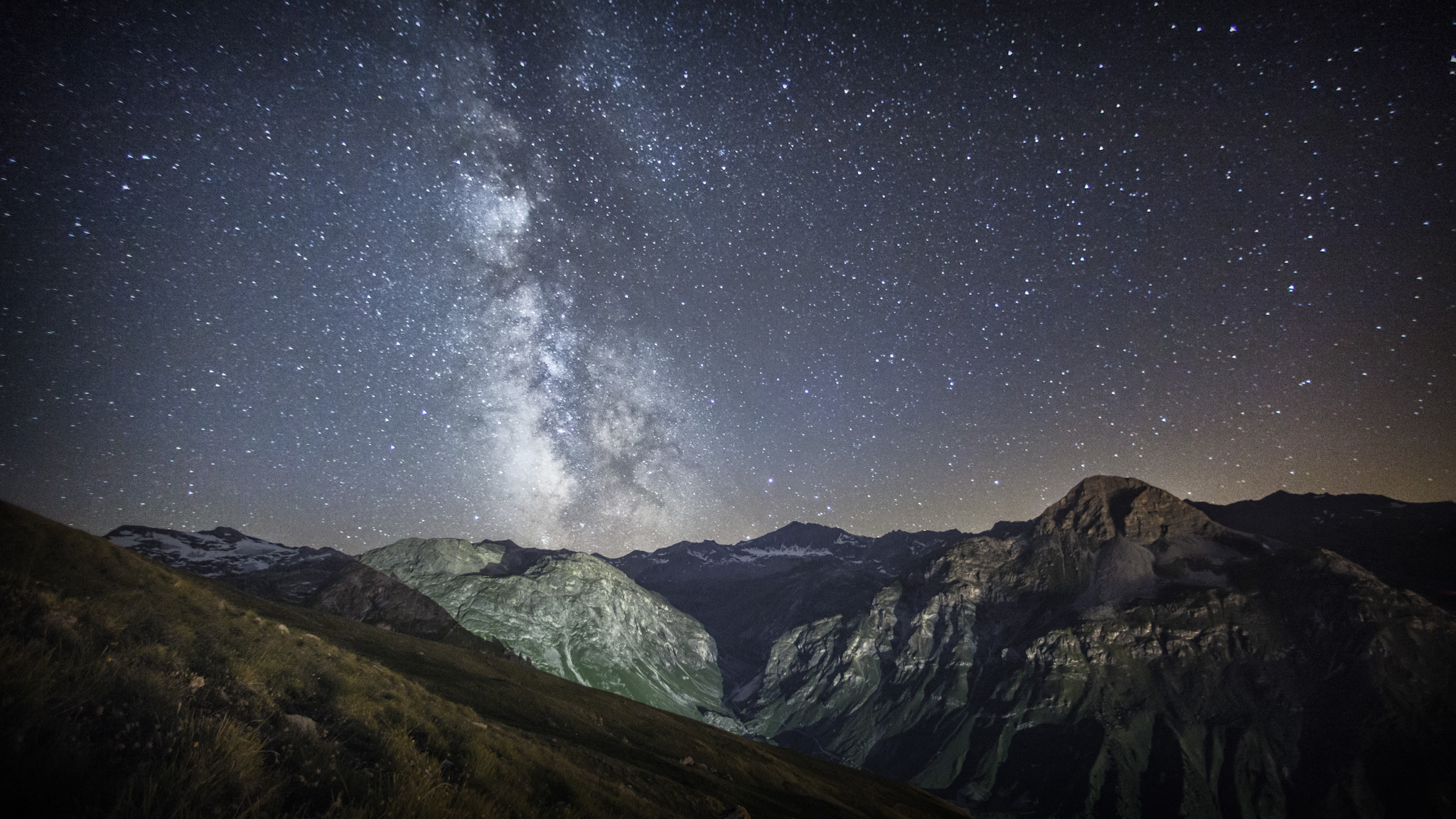 Val d'Isere - Otras montañas - Fotos del Valle del Aragón, Mikel Besga