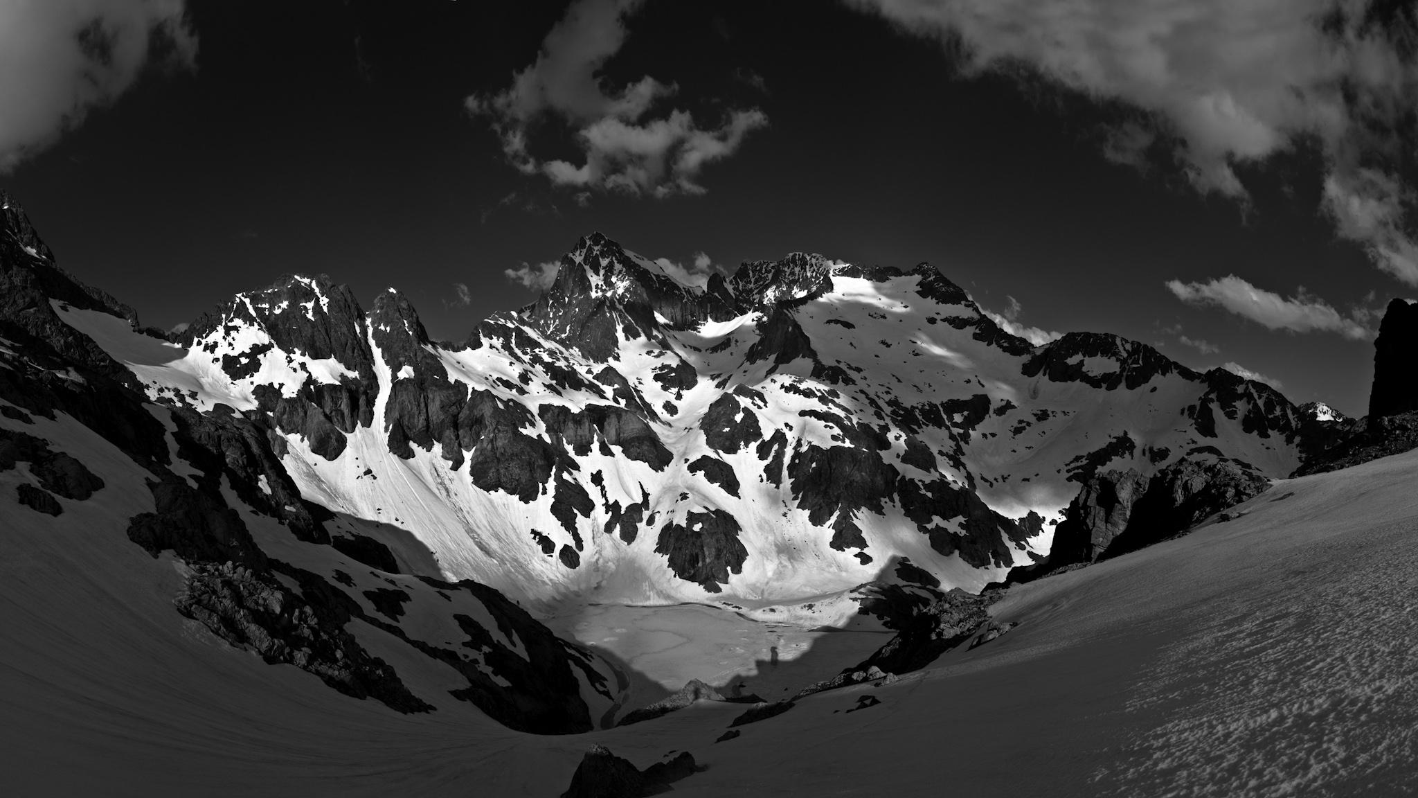 Balaitous - Otras montañas - Fotos del Valle del Aragón, Mikel Besga