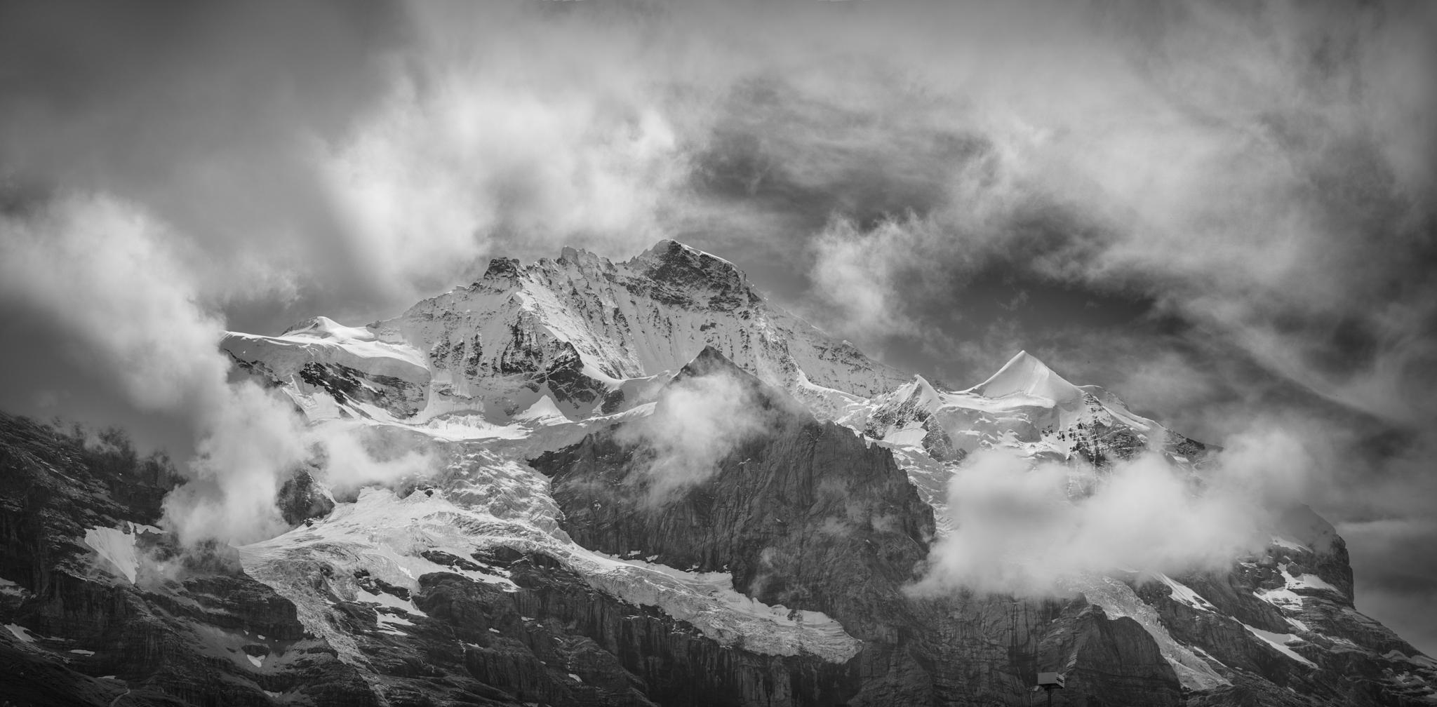 Jungfrau - Otras montañas - Fotos del Valle del Aragón, Mikel Besga