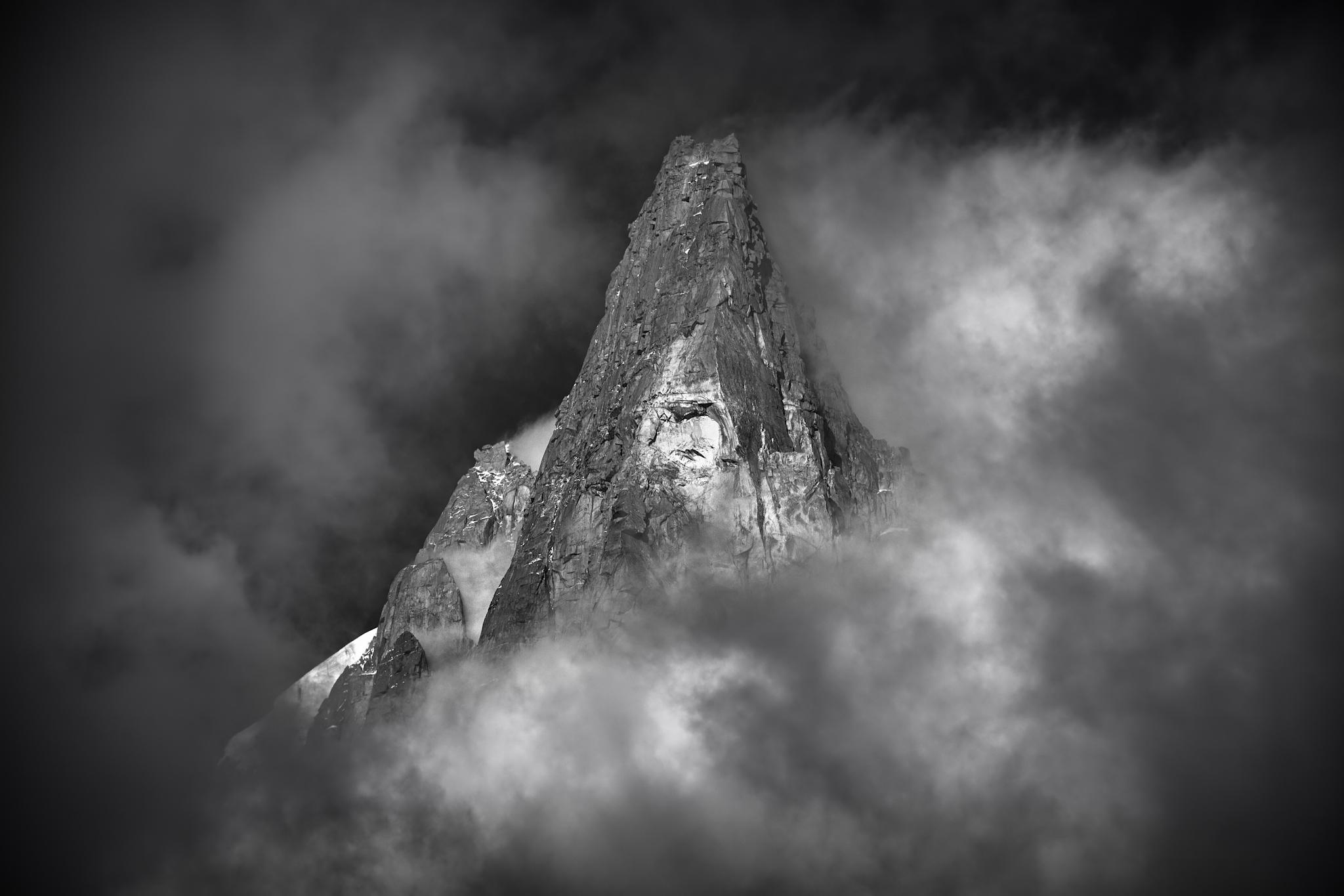 Dru, Chamonix - Otras montañas - Fotos del Valle del Aragón, Mikel Besga