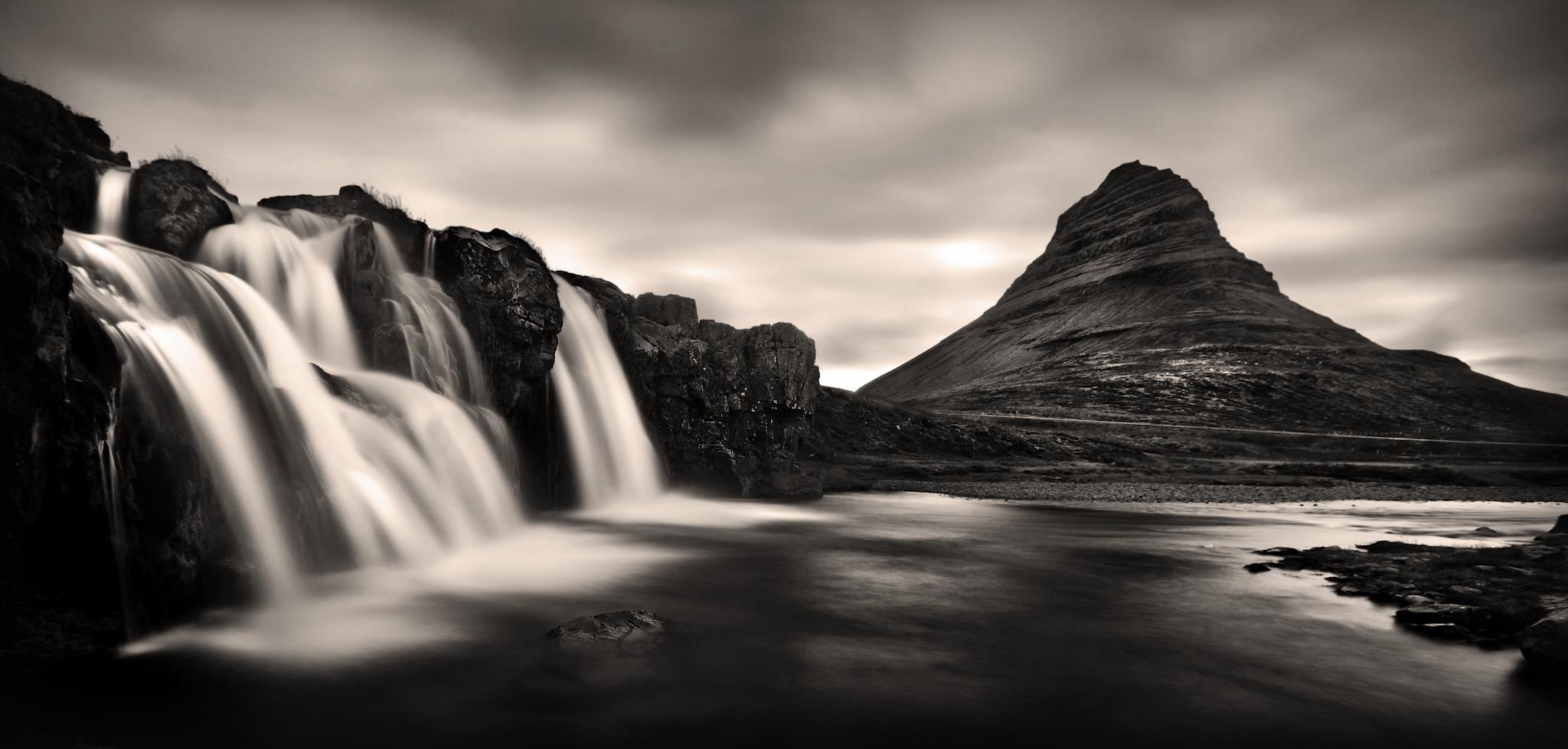 Kirkjufell, Islandia - Otras montañas - Fotos del Valle del Aragón, Mikel Besga
