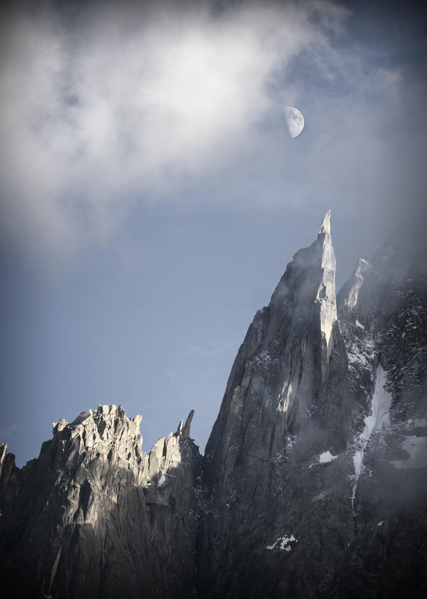 Aiguille de la Republique, Chamonix - Otras montañas - Fotos del Valle del Aragón, Mikel Besga
