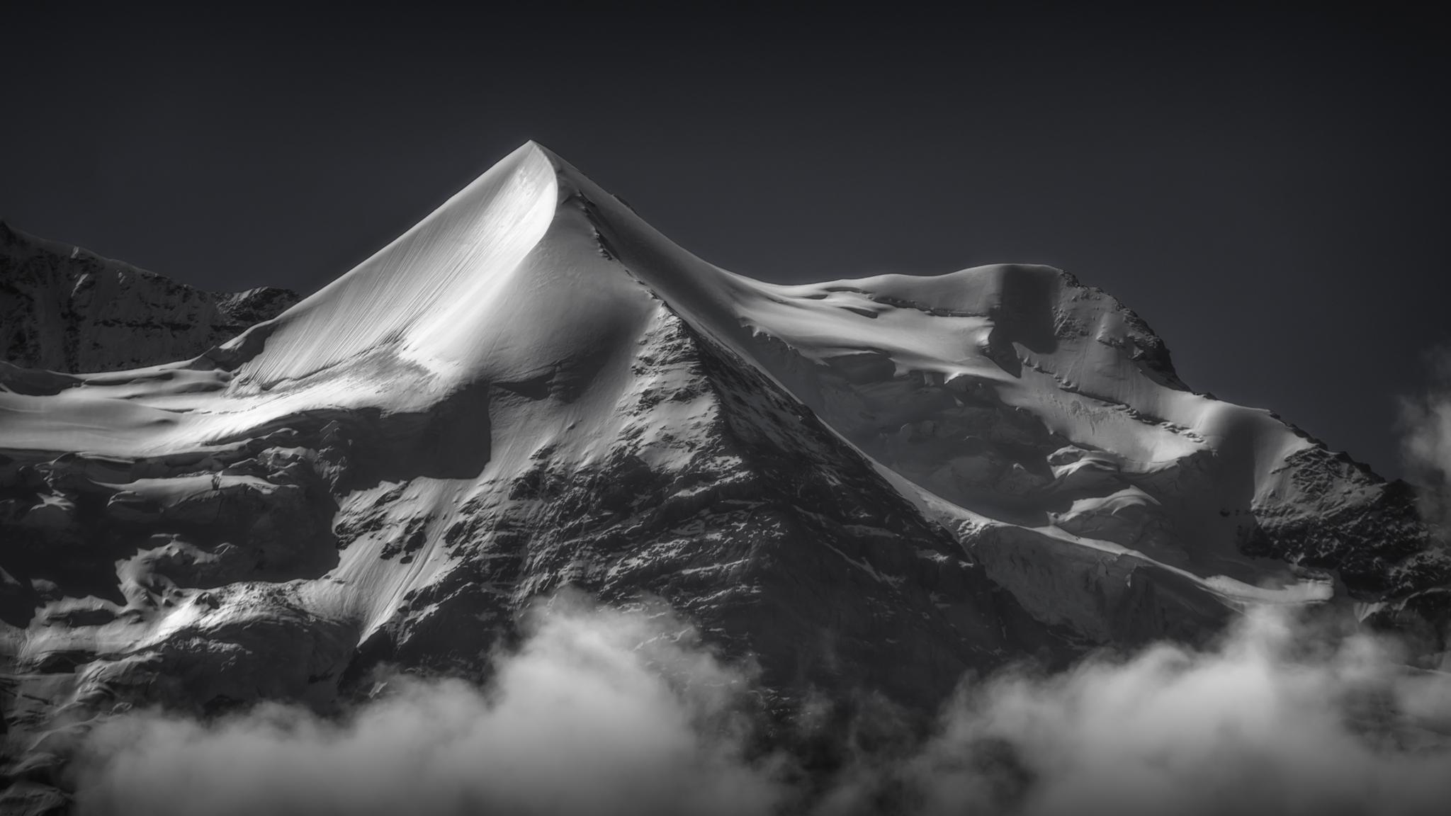 Silberhorn - Otras montañas - Fotos del Valle del Aragón, Mikel Besga