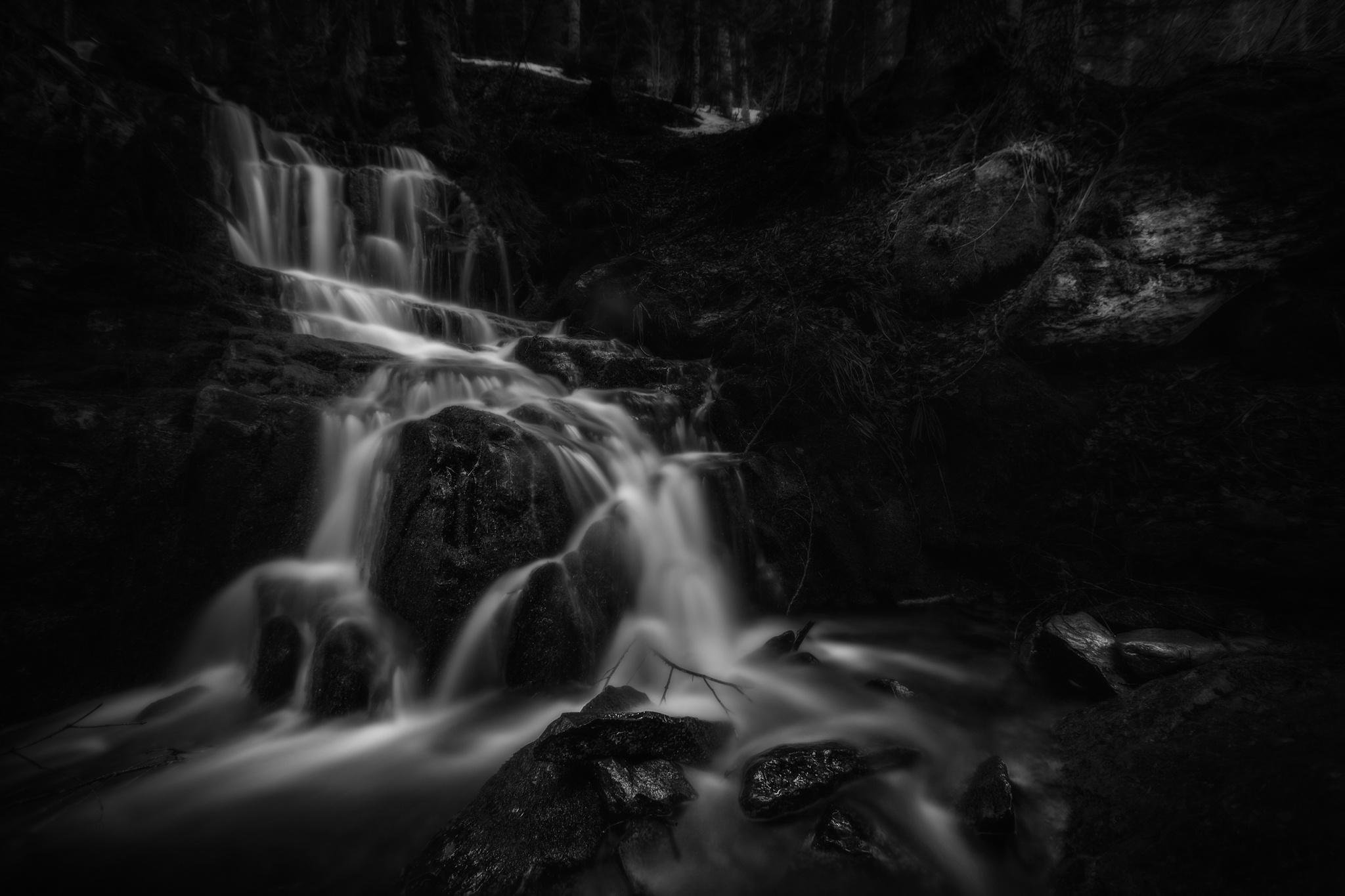 Cascada Sansanet - Vallée d´Aspe - Fotos del Valle del Aragón, Mikel Besga