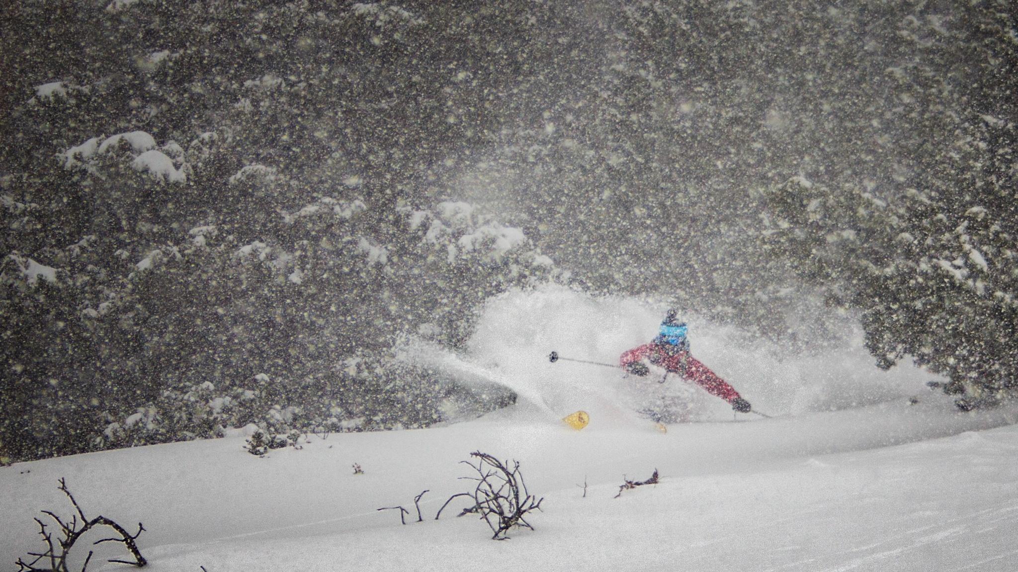 Candanchu, Javi Besga - Ski & Snowboard - Fotos del Valle del Aragón, Mikel Besga
