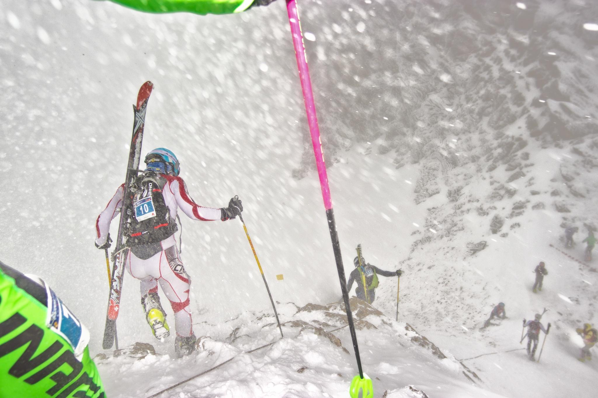Causiat Extreme 2018 - Ski & Snowboard - Fotos del Valle del Aragón, Mikel Besga