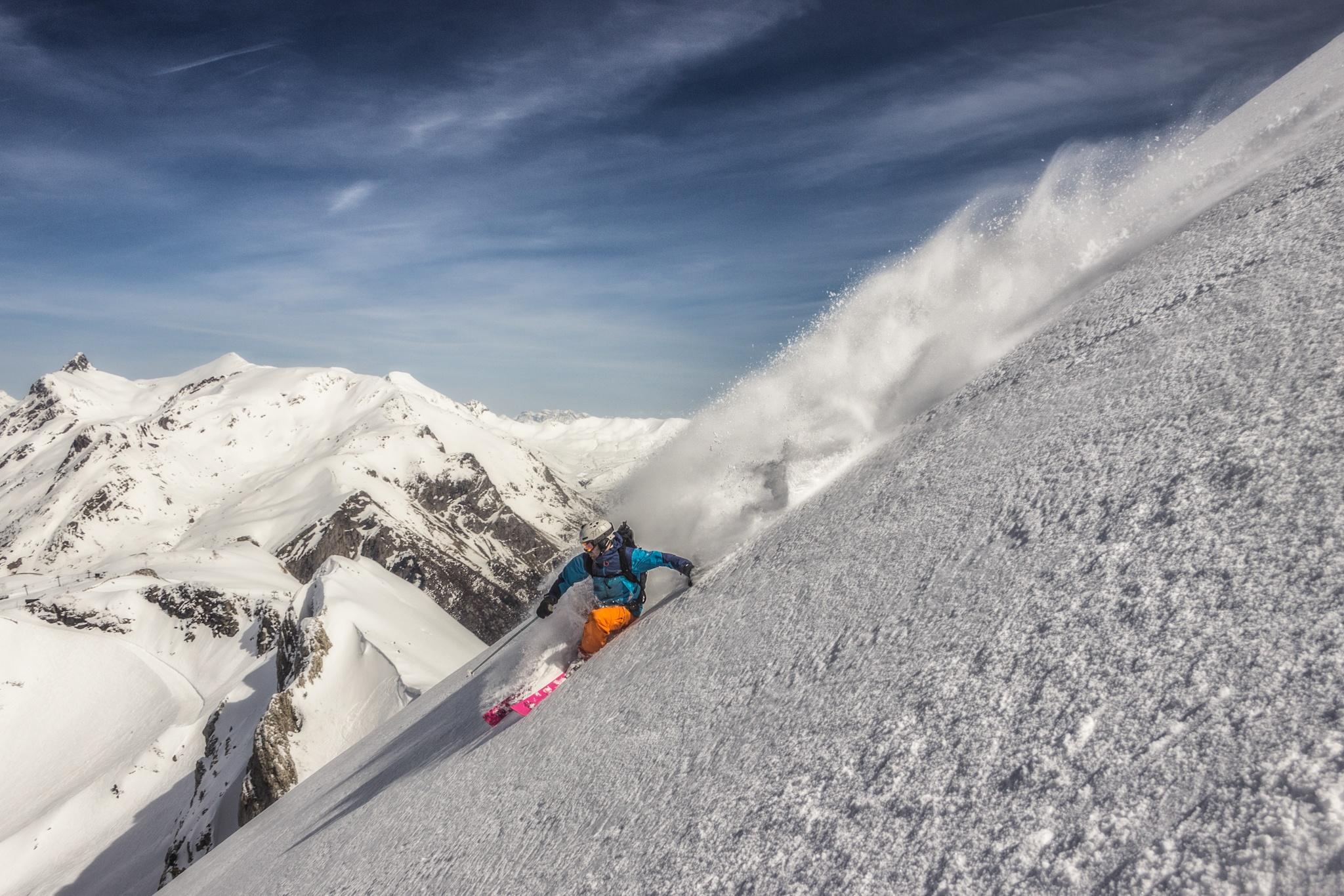 Candanchu, Iñigo Beloki - Ski & Snowboard - Fotos del Valle del Aragón, Mikel Besga