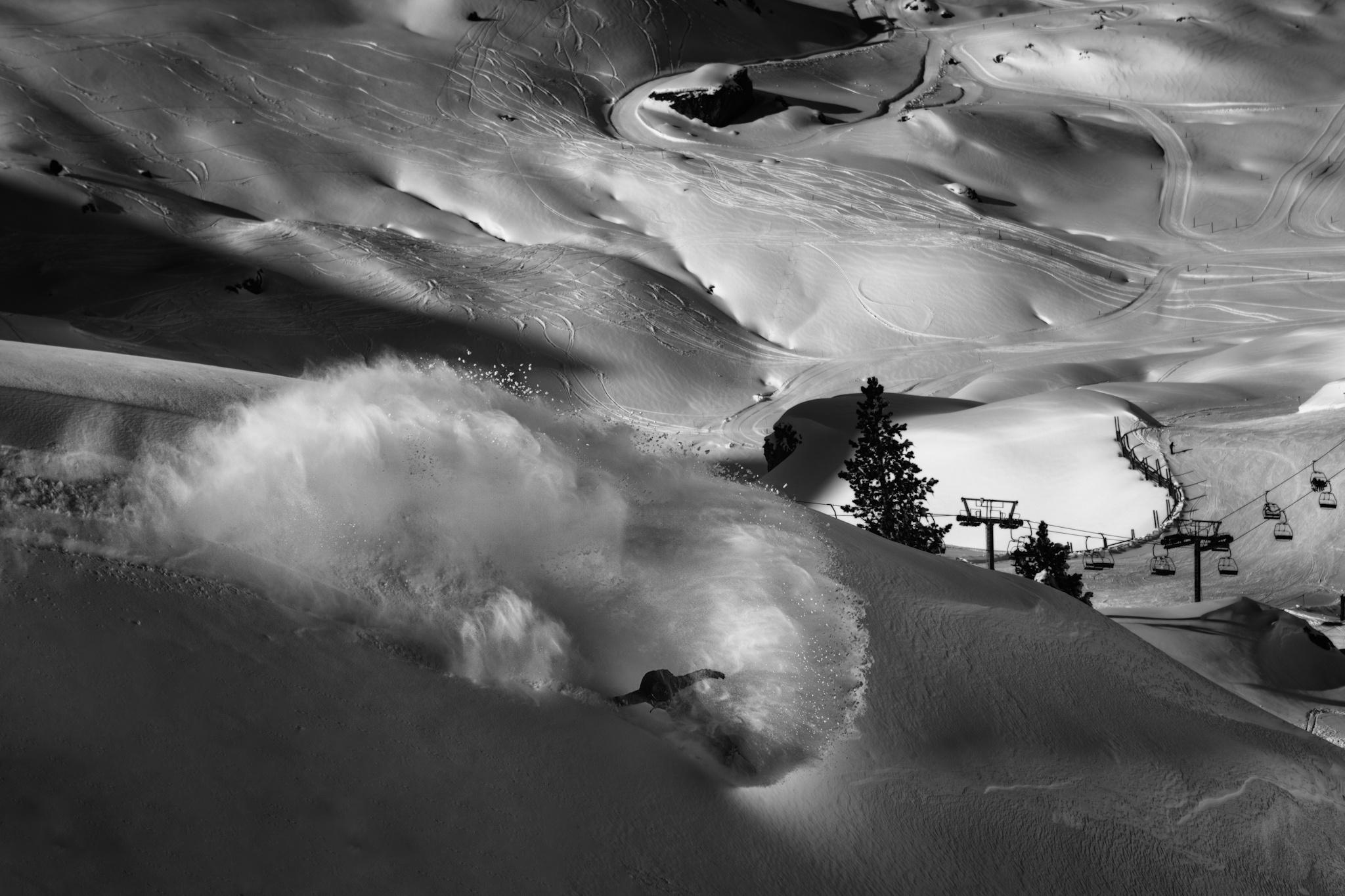 Tortiellas, Iñigo Azkue - Ski & Snowboard - Fotos del Valle del Aragón, Mikel Besga