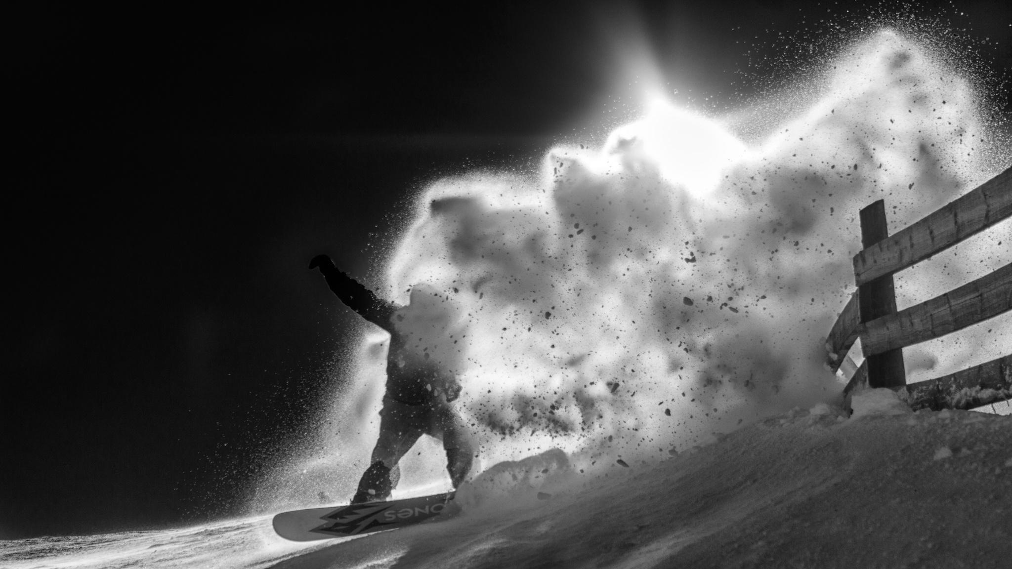 Astun, Ekaitz Isasi - Ski & Snowboard - Fotos del Valle del Aragón, Mikel Besga