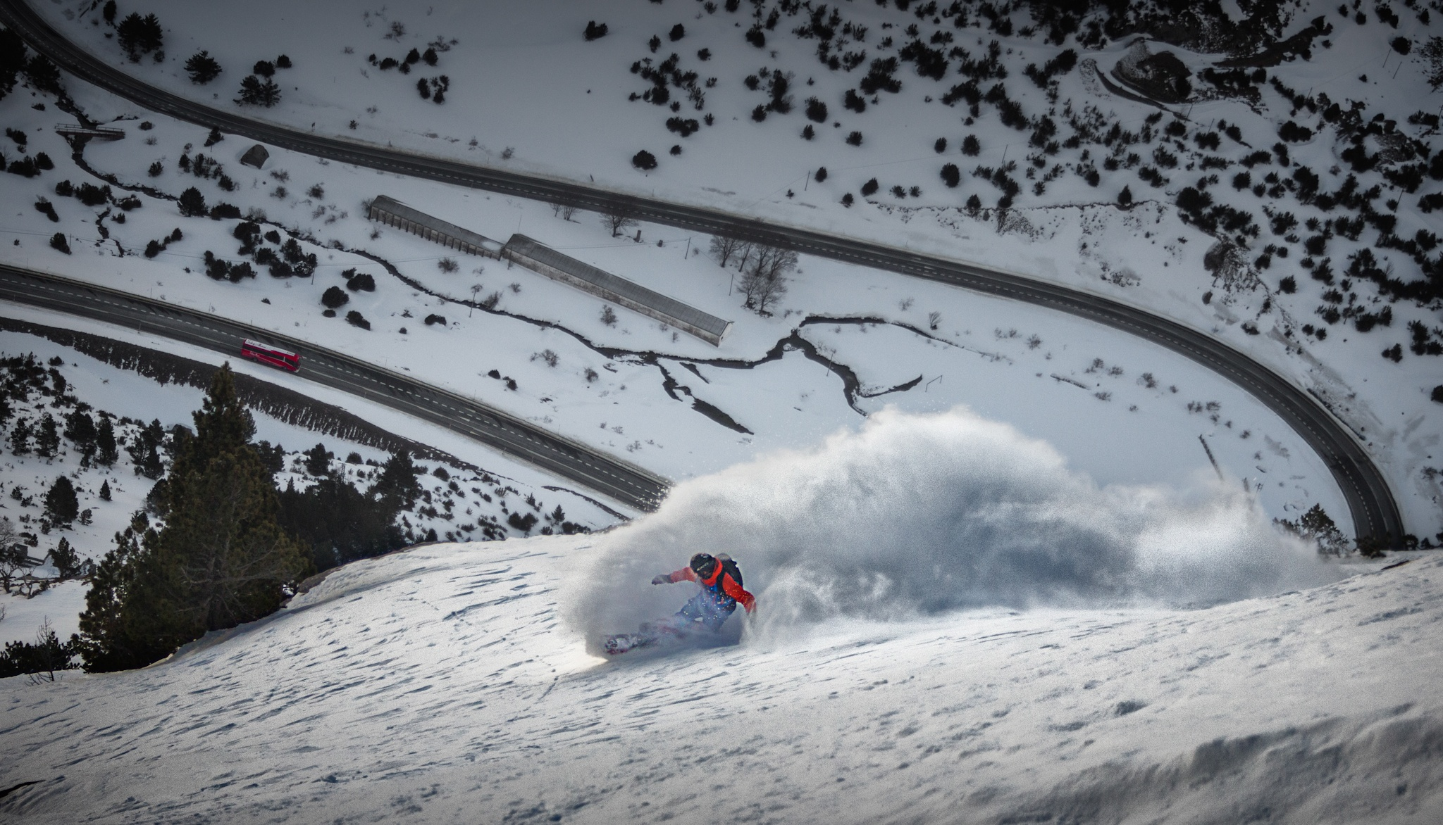 Estacas, Ekaitz Isasi - Ski & Snowboard - Fotos del Valle del Aragón, Mikel Besga