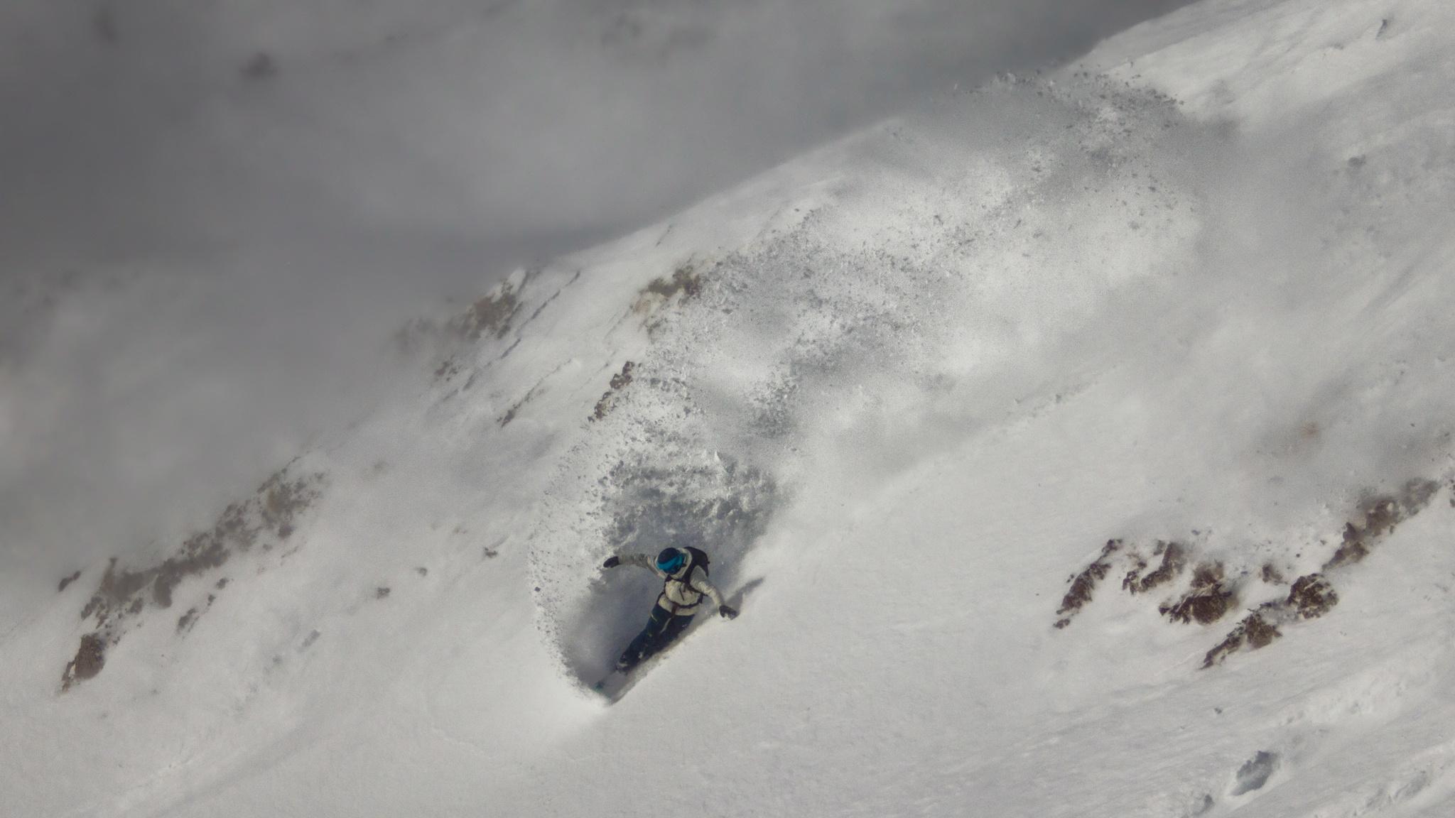 La Raca, Javi Besga - Ski & Snowboard - Fotos del Valle del Aragón, Mikel Besga