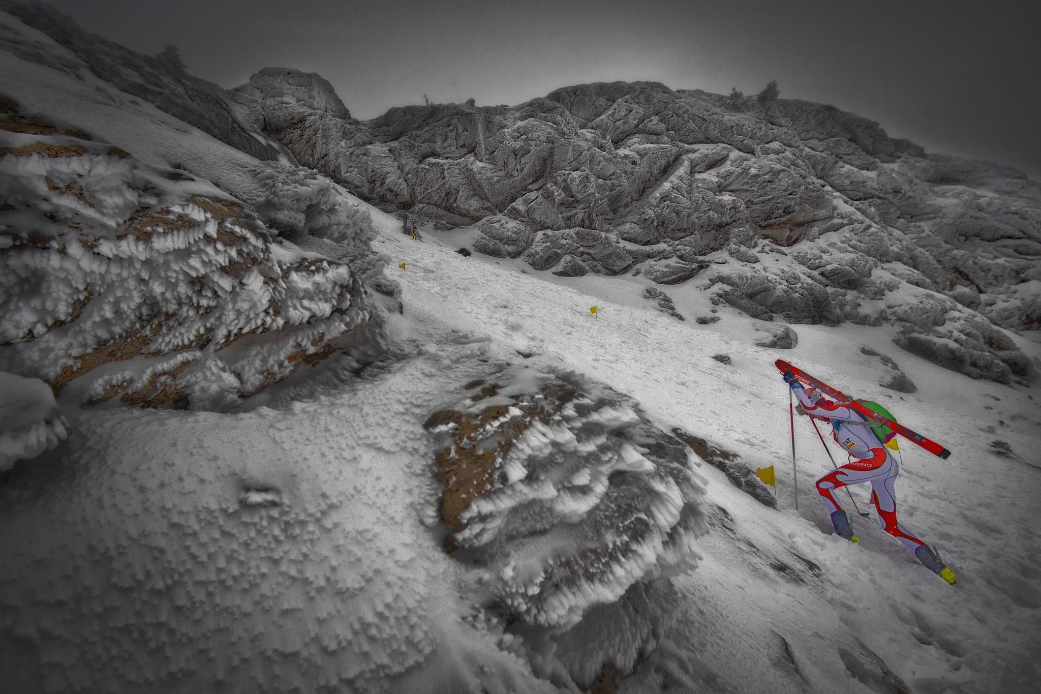 Causiat Extreme 2017 - Ski & Snowboard - Fotos del Valle del Aragón, Mikel Besga