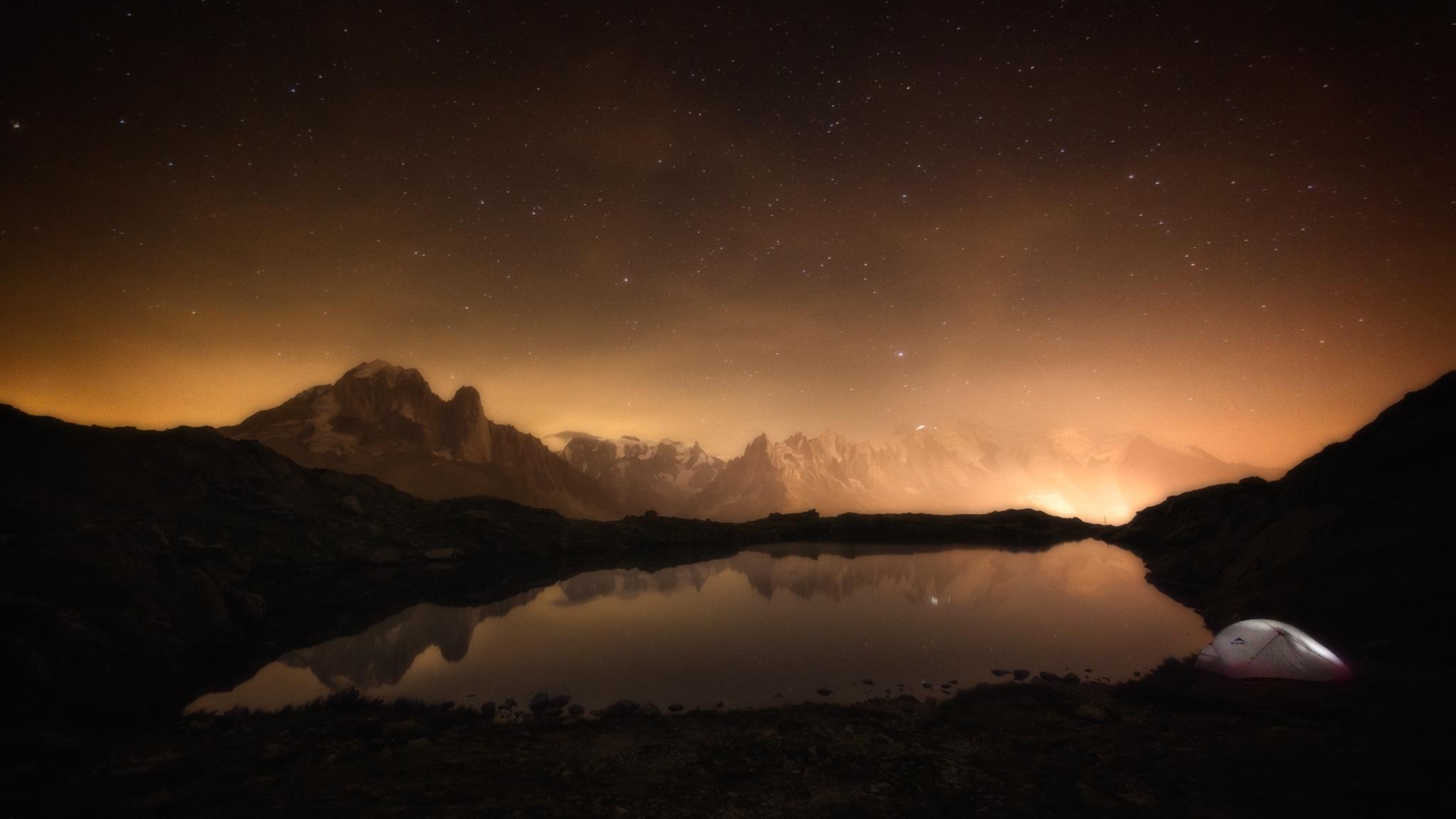 Lac de Cheserys - Otras montañas - Fotos del Valle del Aragón, Mikel Besga