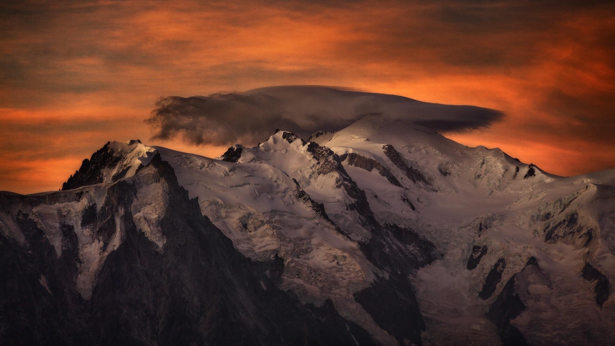 Mont Blanc - Otras montañas - Fotos del Valle del Aragón, Mikel Besga