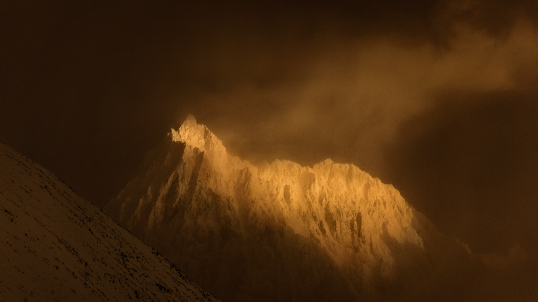 Store Lenangstinden, Lyngen Alps - Otras montañas - Fotos del Valle del Aragón, Mikel Besga