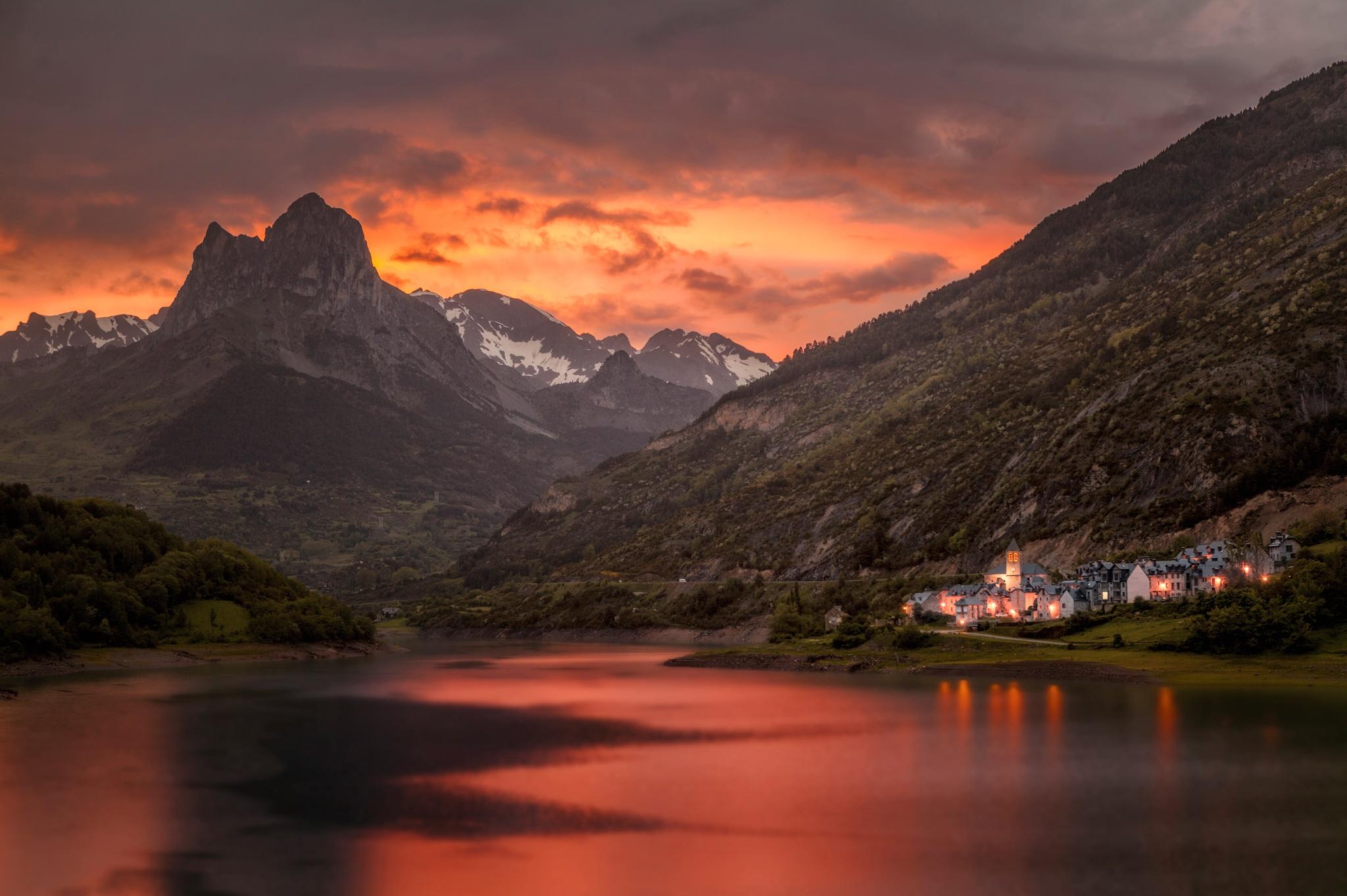 Lanuza y Foratata - Otras montañas - Fotos del Valle del Aragón, Mikel Besga