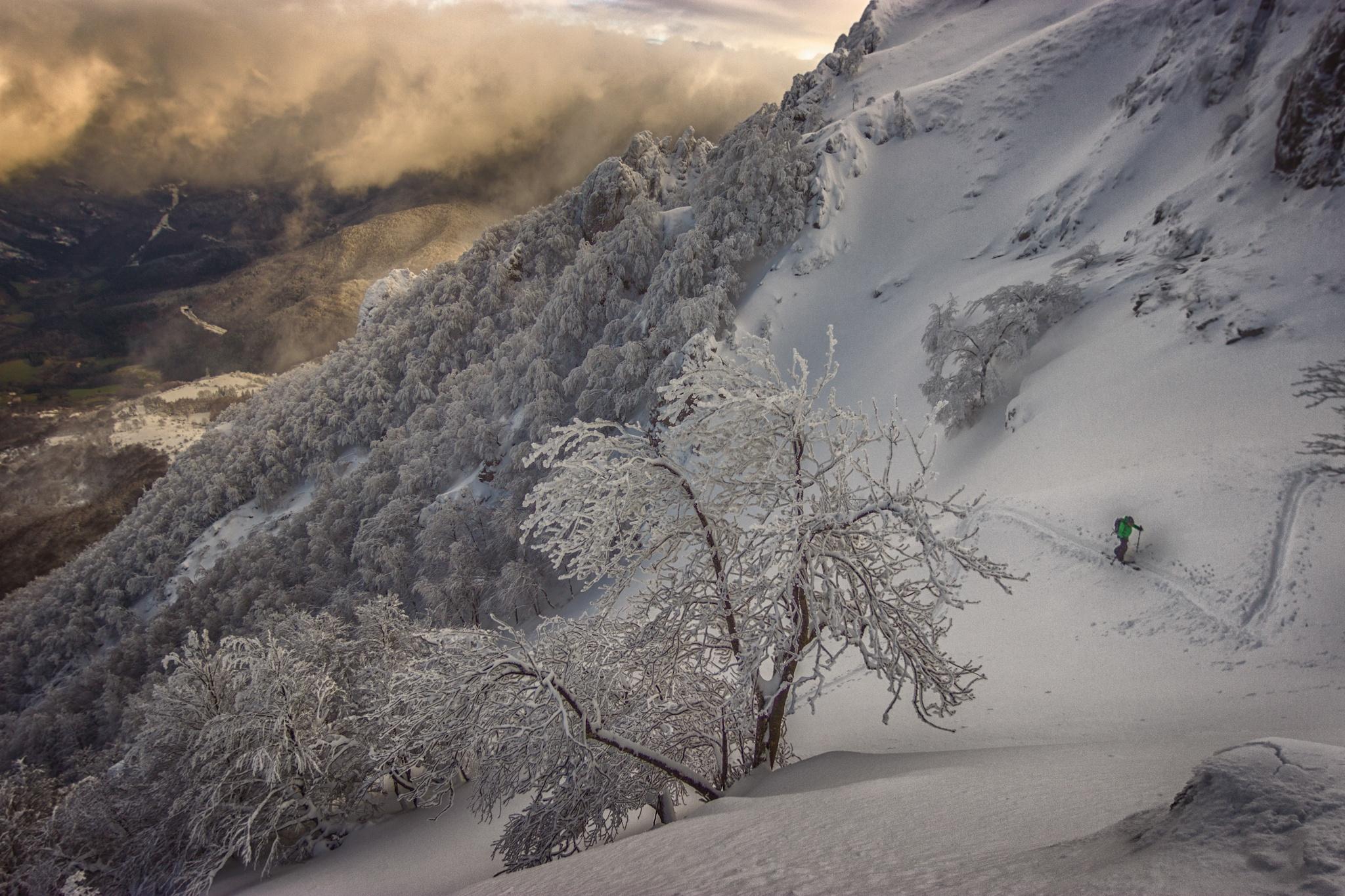 Ski & Snowboard - Fotos del Valle del Aragón, Mikel Besga