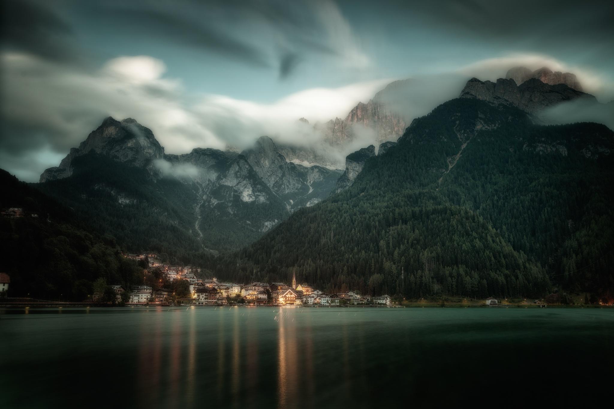 Allegue, Dolomitas - Otras montañas - Fotos del Valle del Aragón, Mikel Besga
