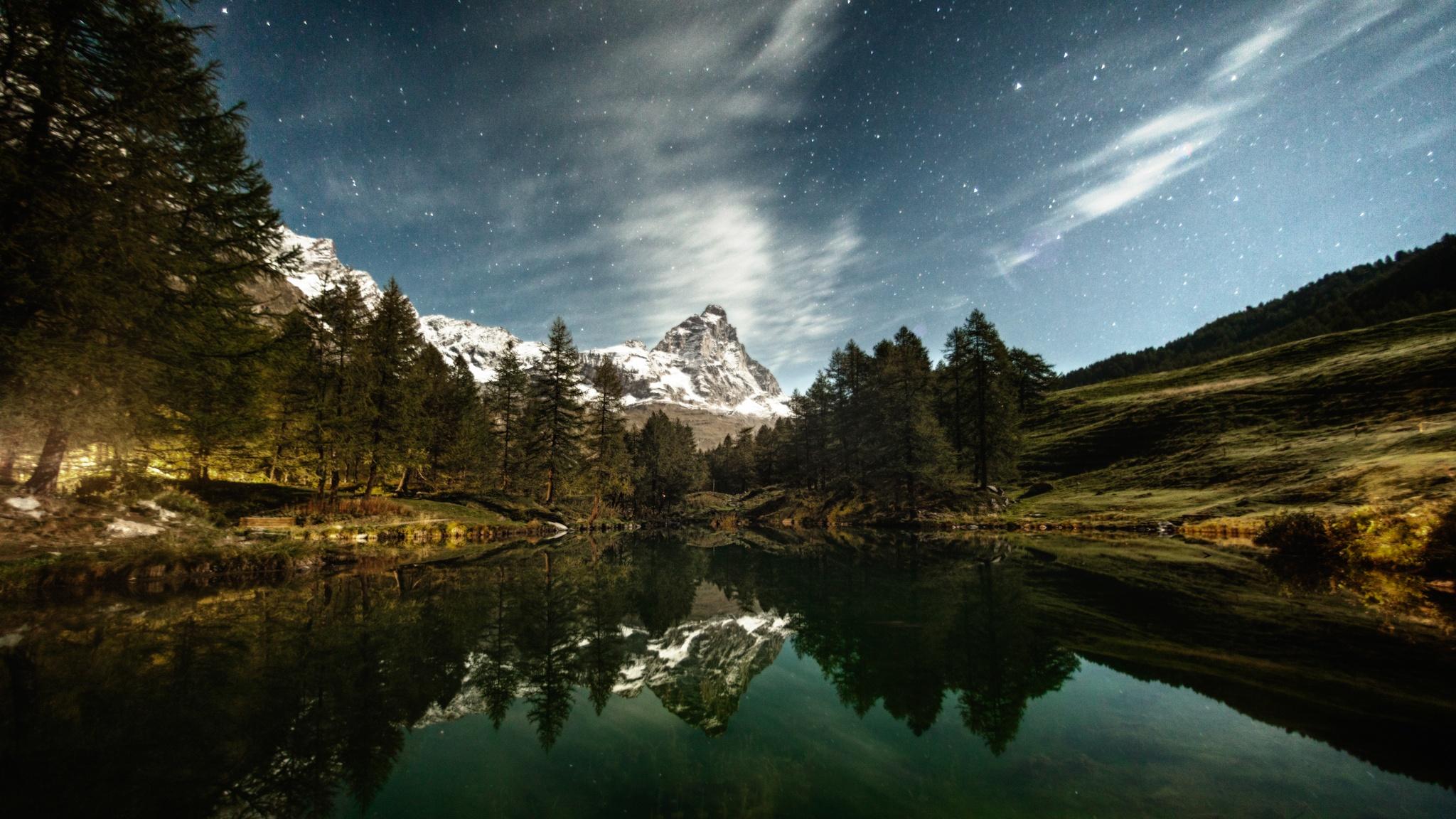 Cervino - Otras montañas - Fotos del Valle del Aragón, Mikel Besga
