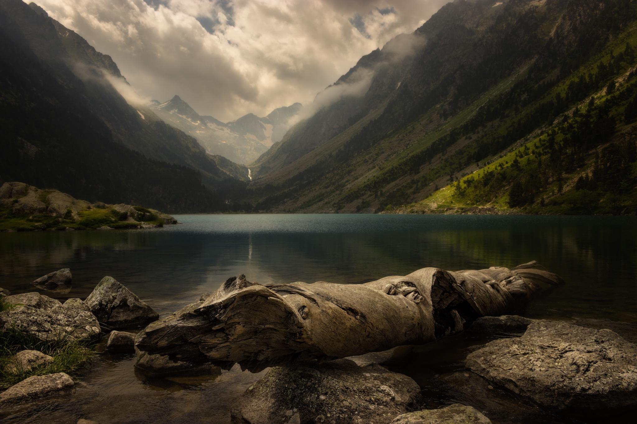 Lac de Gaube - Otras montañas - Fotos del Valle del Aragón, Mikel Besga