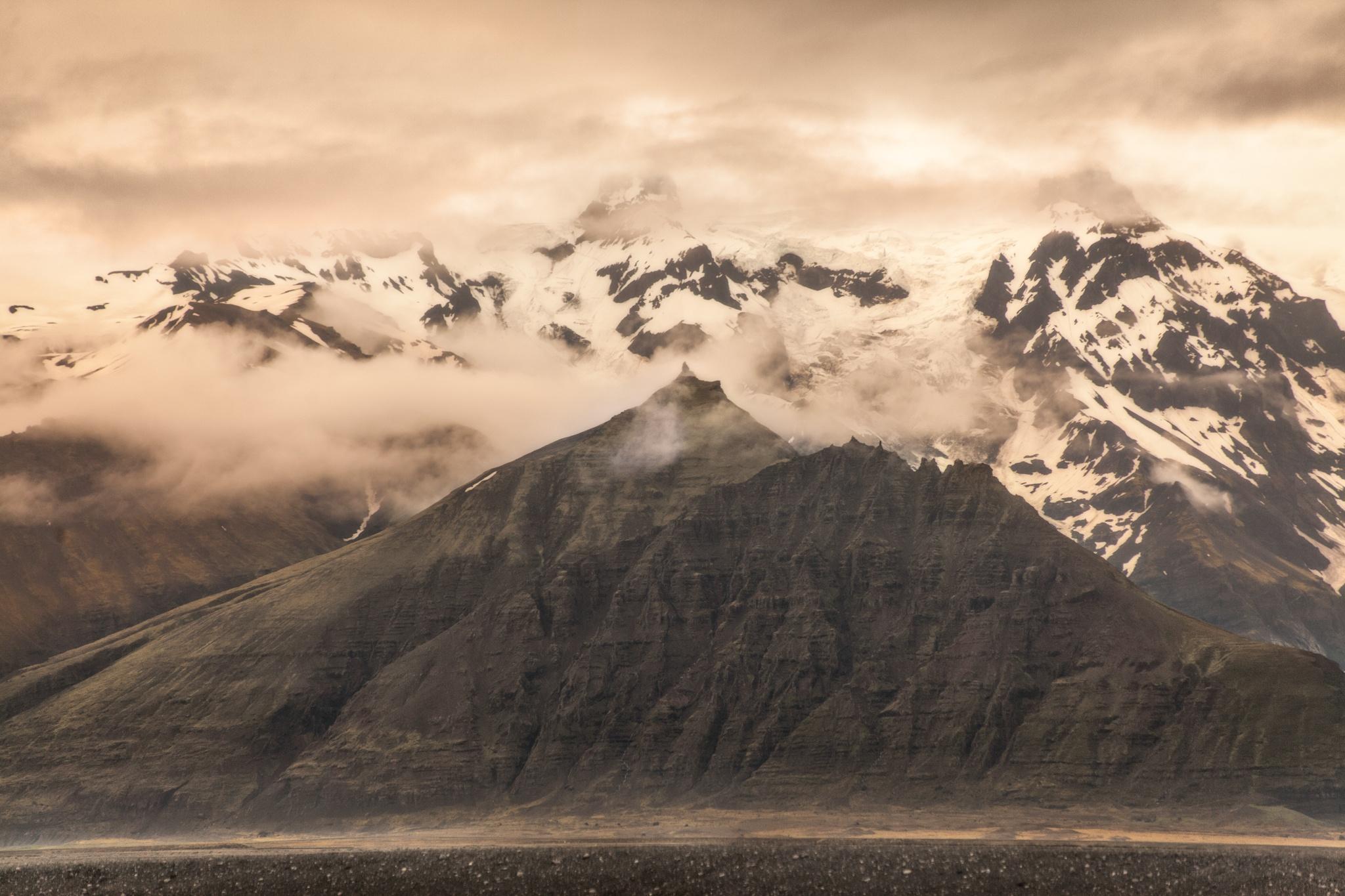 Islandia - Otras montañas - Fotos del Valle del Aragón, Mikel Besga