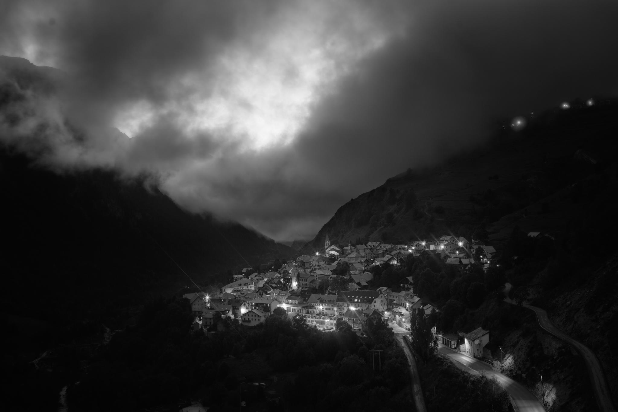 La Grave, Alpes Franceses - Otras montañas - Fotos del Valle del Aragón, Mikel Besga