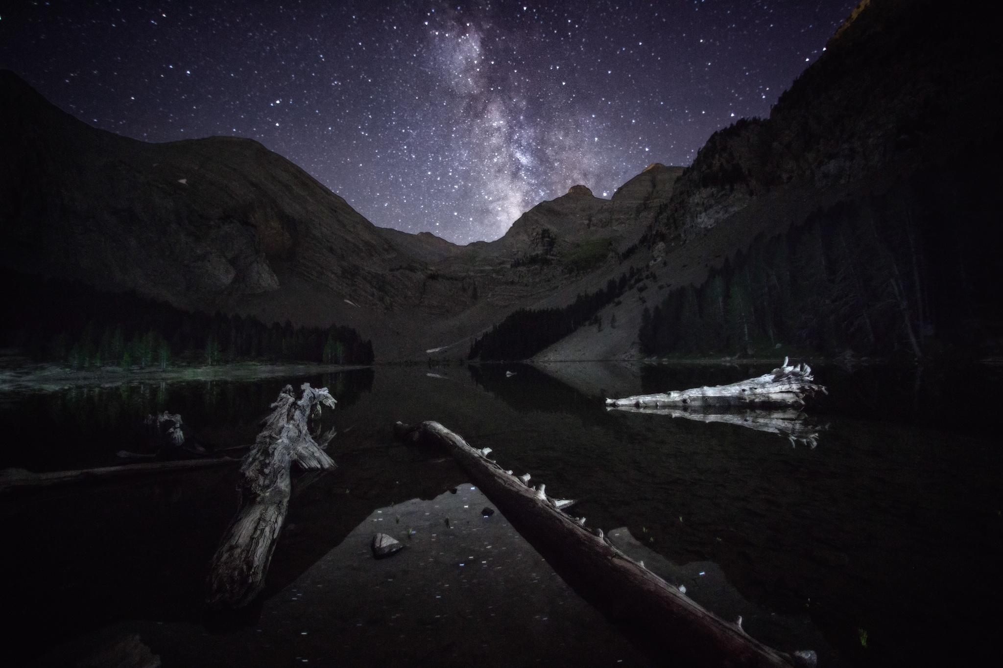 Ibón de Plan - Otras montañas - Fotos del Valle del Aragón, Mikel Besga