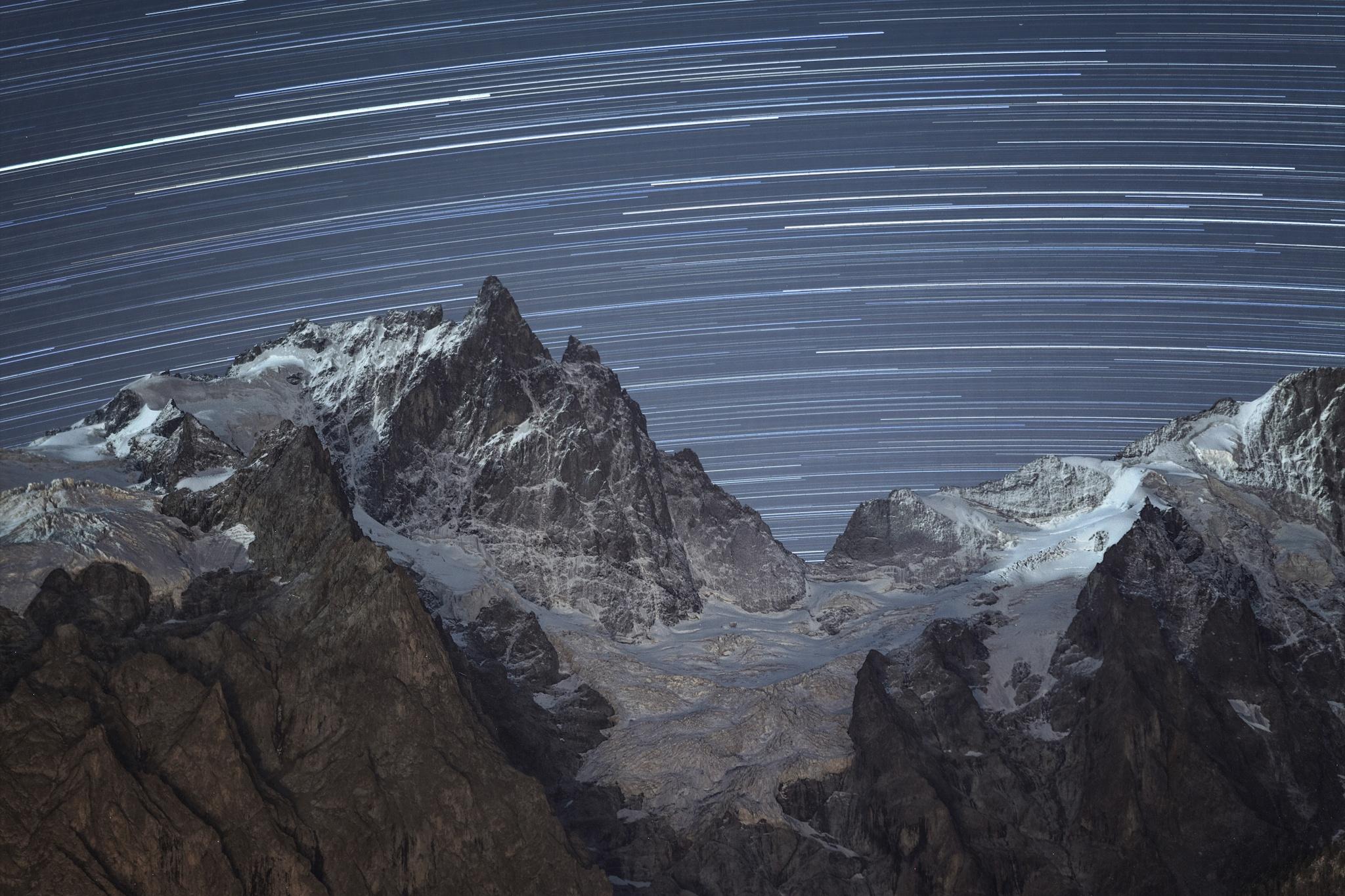 La Meije, Alpes franceses - Otras montañas - Fotos del Valle del Aragón, Mikel Besga