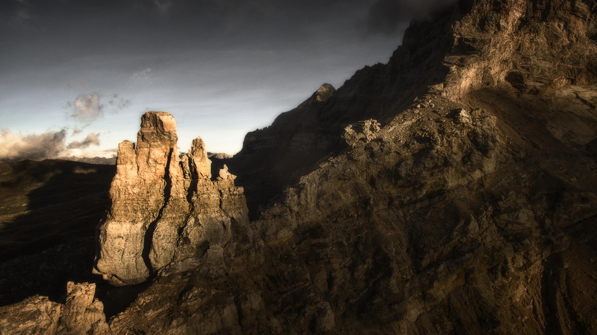 Campanal de Izas 4 - Paisajes del valle - Fotos del Valle del Aragón, Mikel Besga