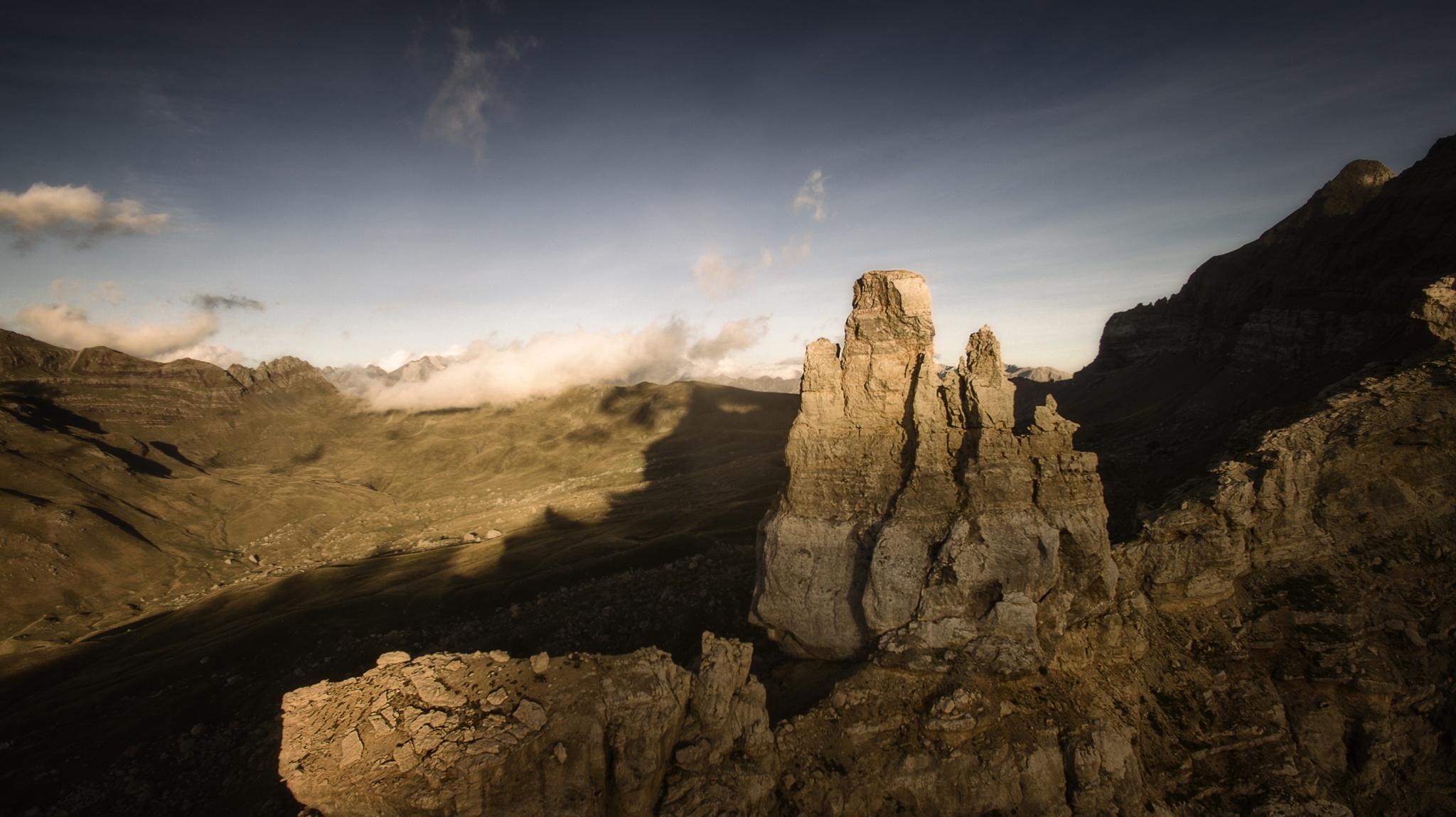 Campanal de Izas 3 - Paisajes del valle - Fotos del Valle del Aragón, Mikel Besga