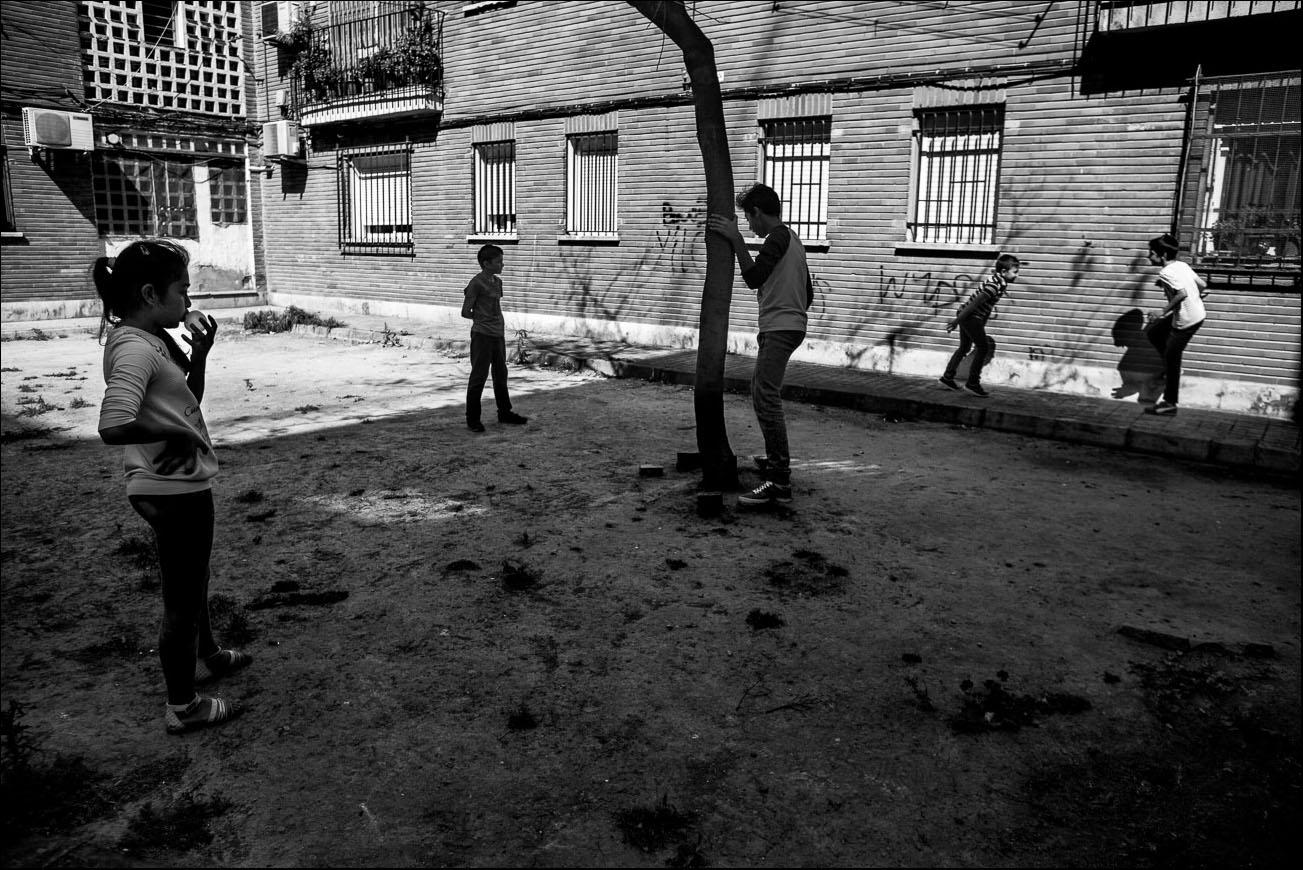 Pobreza infantil en España - Mingo Venero, photographer & filmmaker