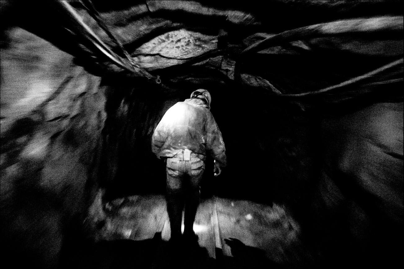 EVIL OF MINE - Mingo Venero, photographer & filmmaker
