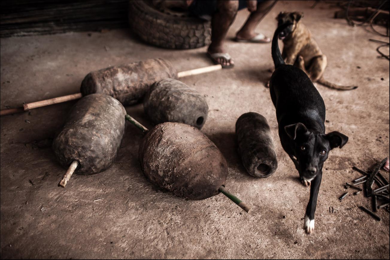 AMAZON TEARS - Mingo Venero, photographer & filmmaker