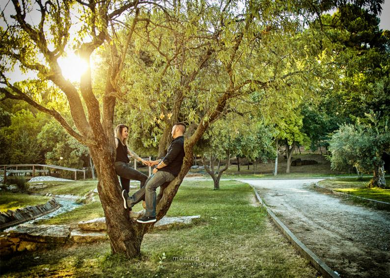 Preboda en Guadalajara | Adrián + Eva - Preboda en Guadalajara - Mónica López Fotografía - Fotógrafos de Boda en Guadalajara