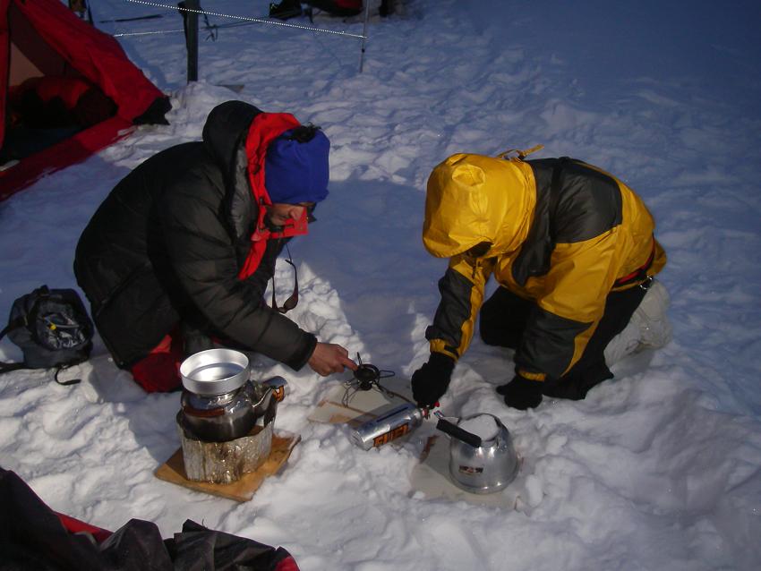 Expedición polar - Yolanda Moreno & Juan Abal , Fotografía de naturaleza y de viajes