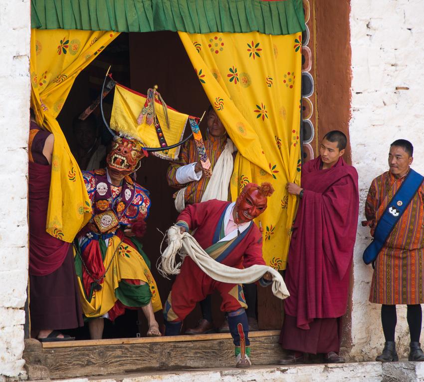 Bhutan - I - Yolanda Moreno & Juan Abal , Fotografía de naturaleza y de viajes