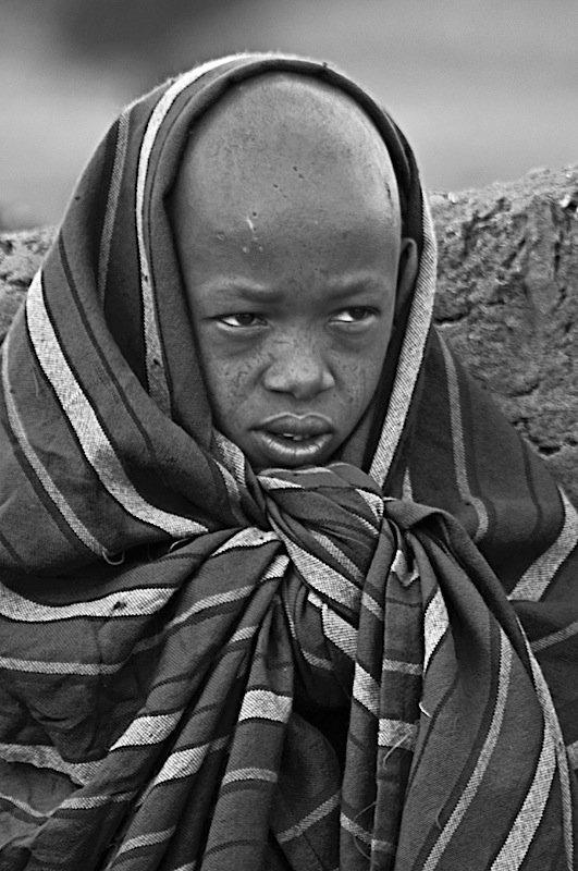 broken - Faces of Africa - Nuria Blanco , Nature&Wildlife Photographer