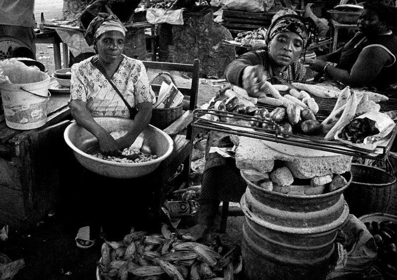 market - Faces of Africa - Nuria Blanco, Nature&Wildlife Photographer