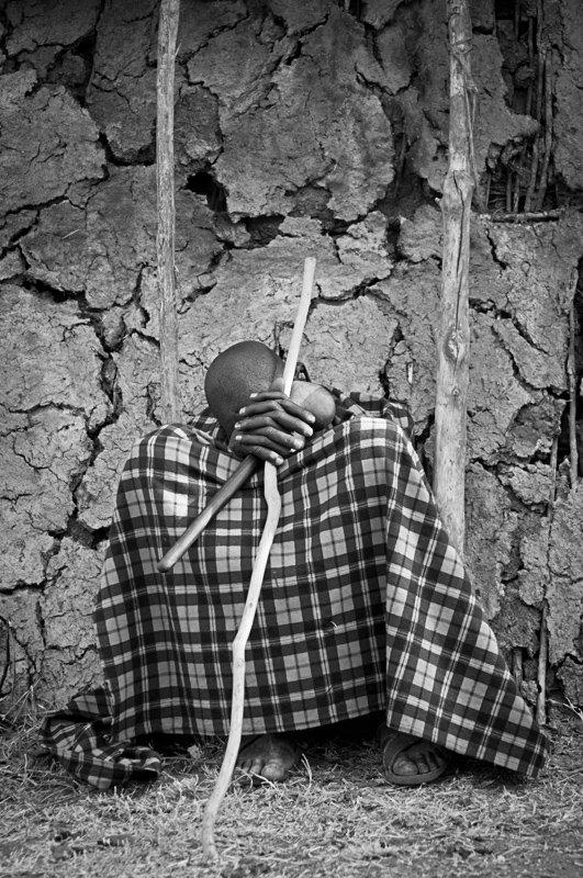 bad boy... bad dreams - Faces of Africa - Nuria Blanco, Nature&Wildlife Photographer