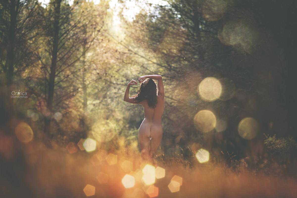 Bellas y sensuales - Boudoir y desnudo artístico