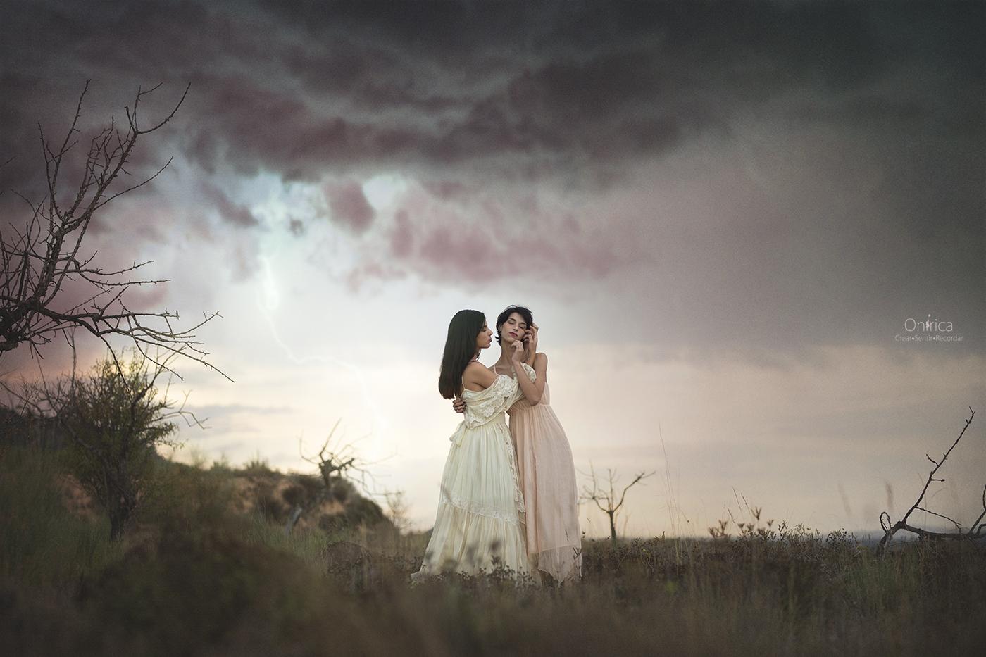 Fotografía creativa - Sesiones de fotografía creativa y de fantasía | Valencia